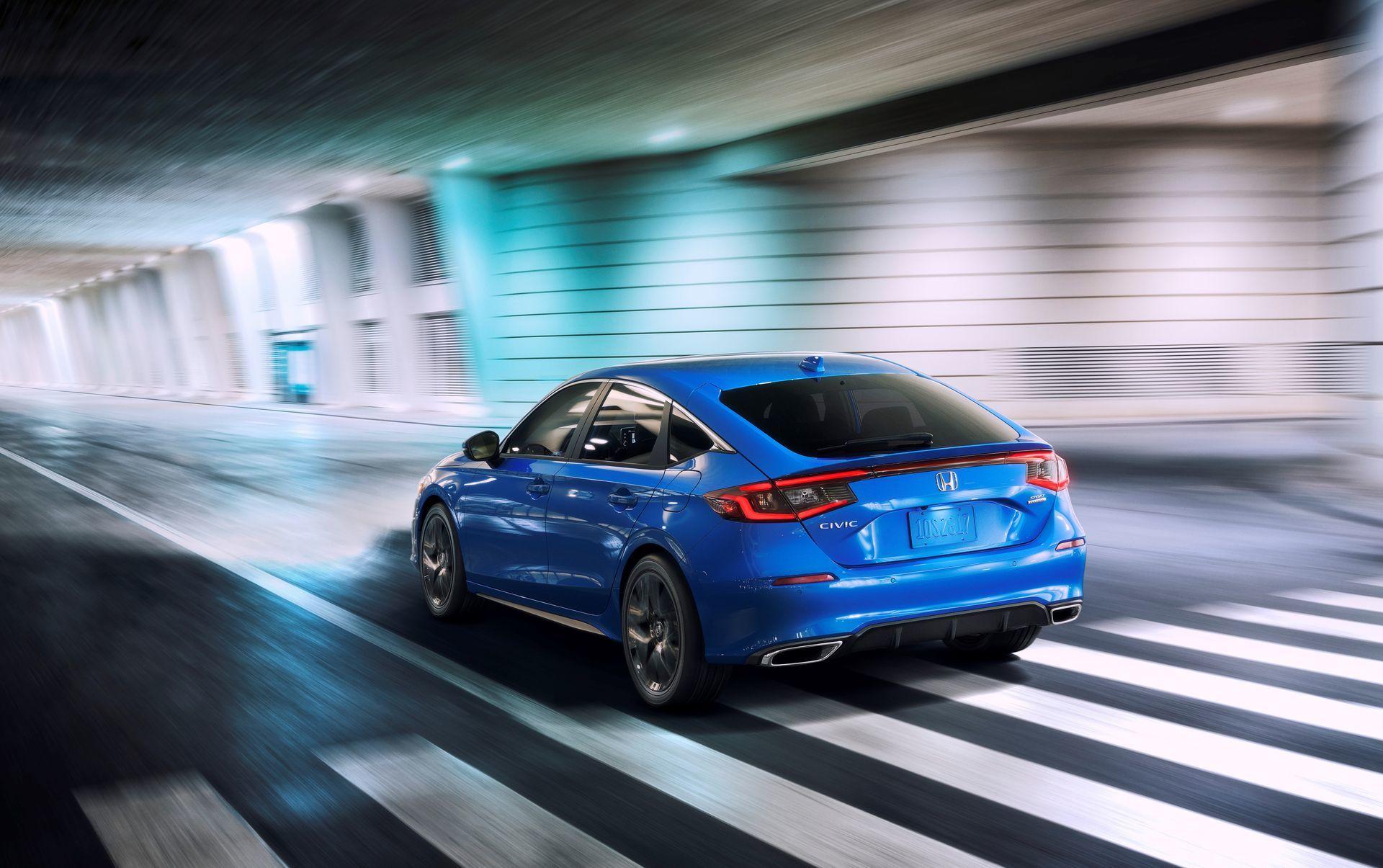 Honda Civic 2022 5p 10