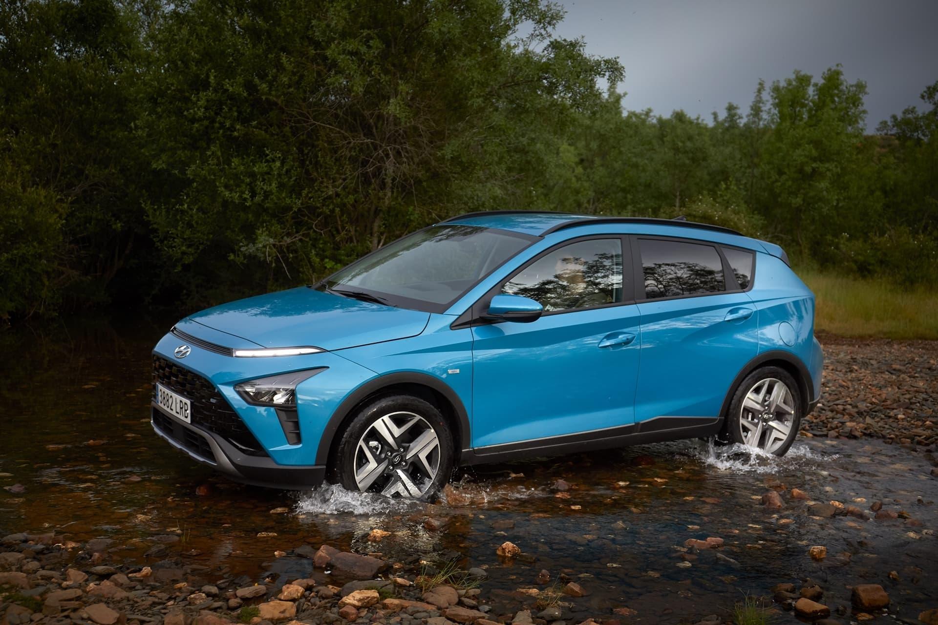 Hyundai Bayon 2021 Prueba 0621 118