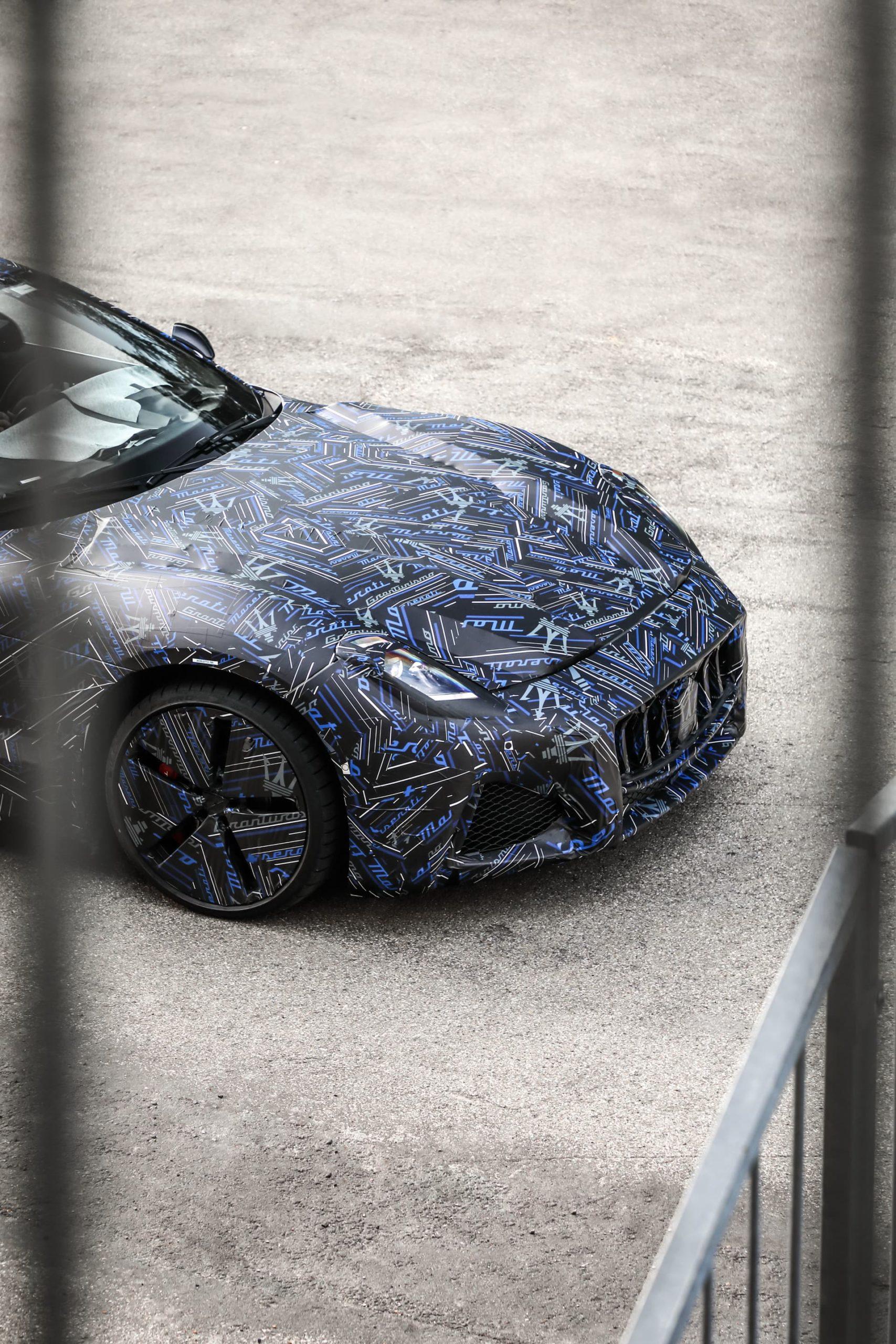 Imagenes Maserati Gran Turismo Junio 2021 03