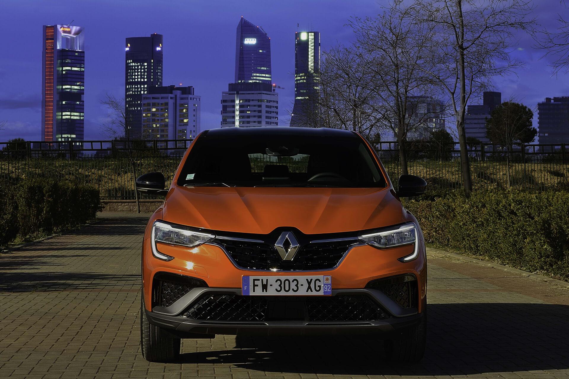 Renault Arkana Hibrido Prueba 02