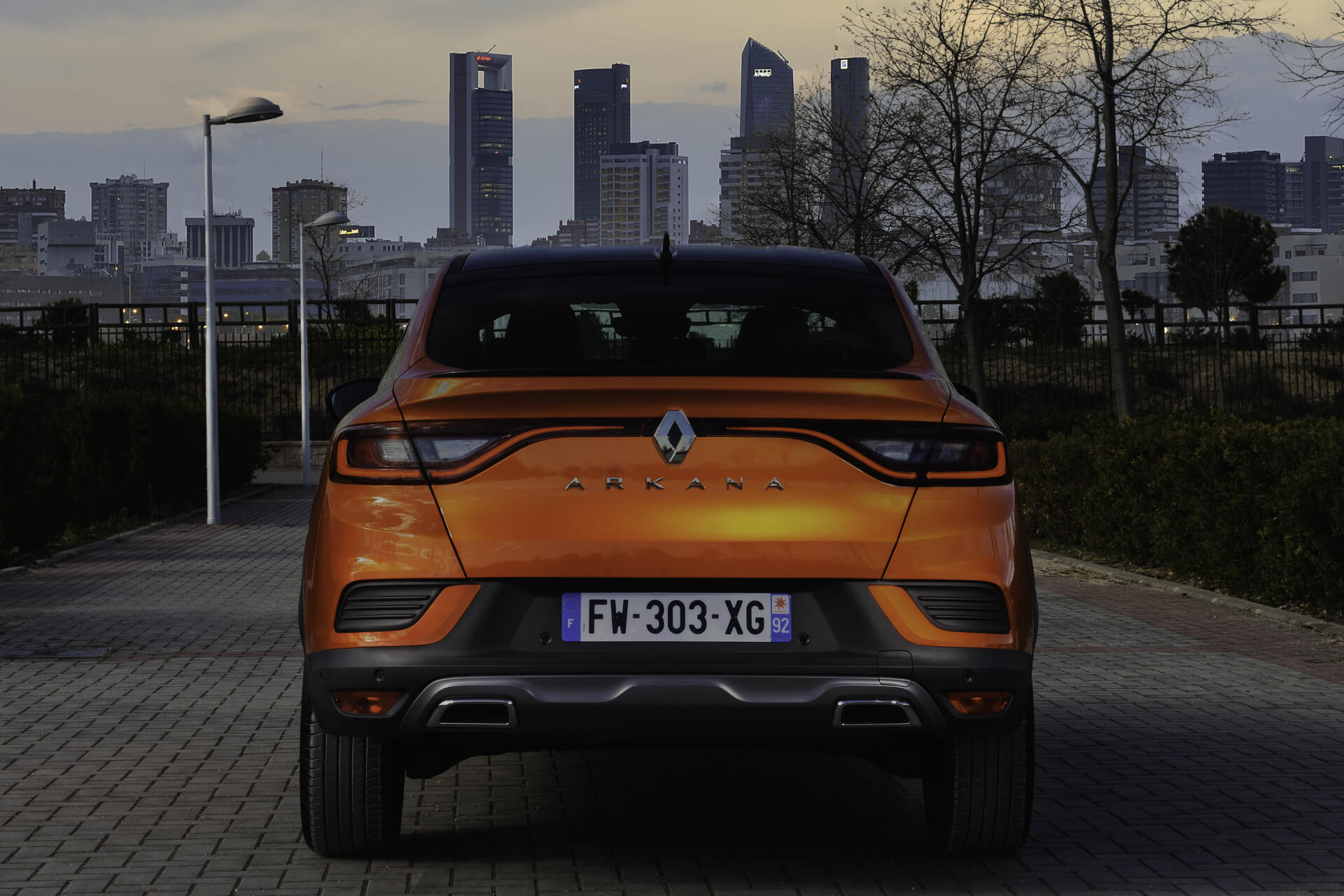 Renault Arkana Hibrido Prueba 03