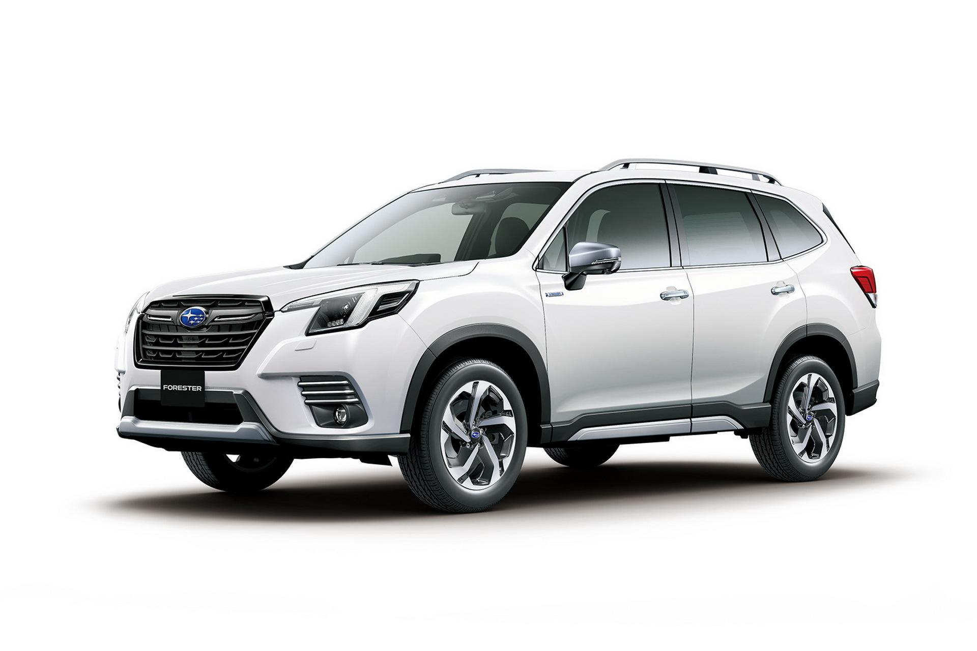 Subaru Forester 2022 Fotos 1