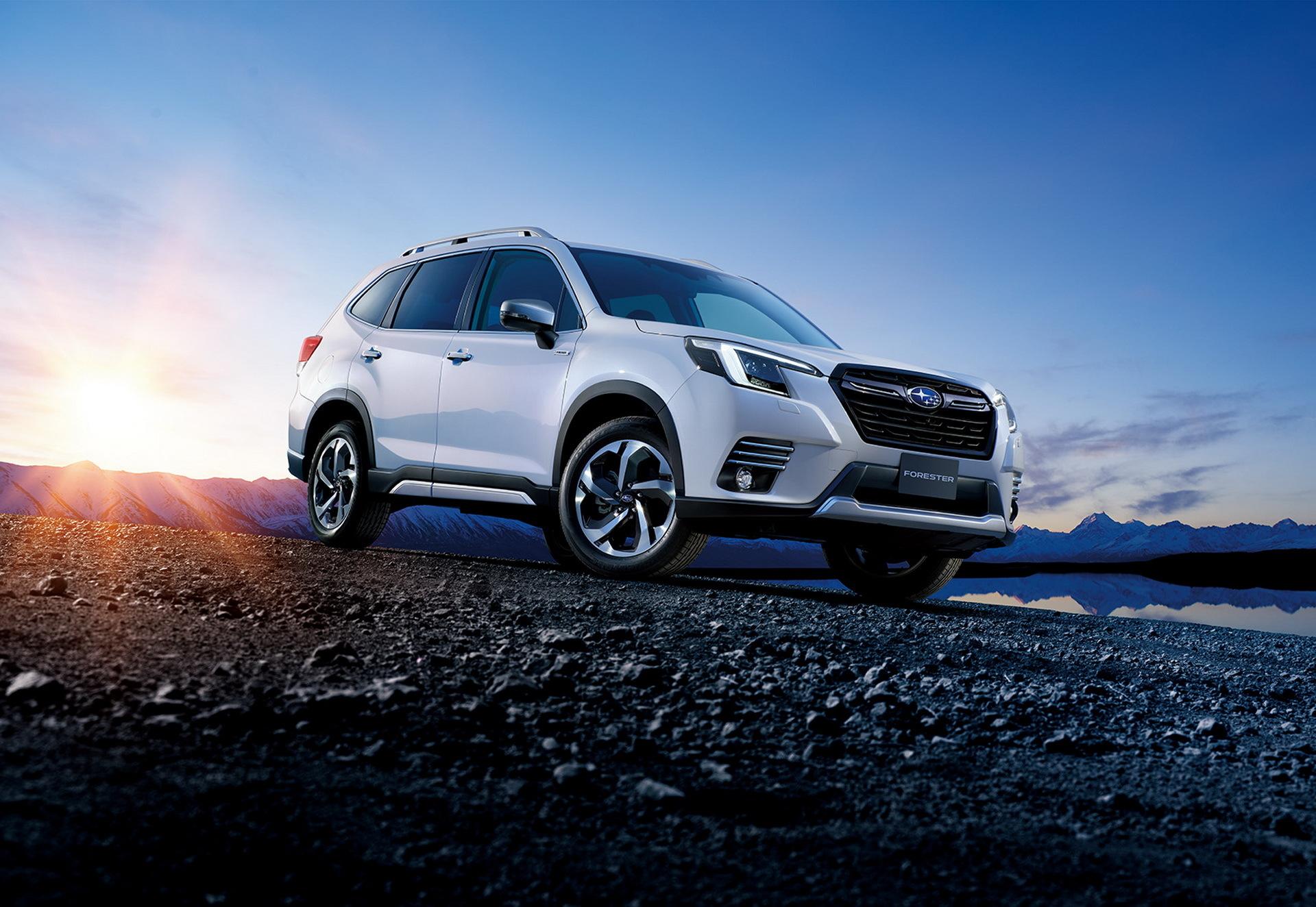 Subaru Forester 2022 Fotos 3