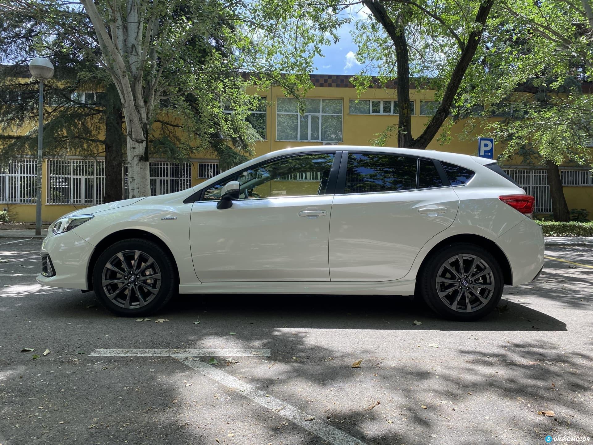 Subaru Impreza Eco Hybrid 2021 Prueba  05