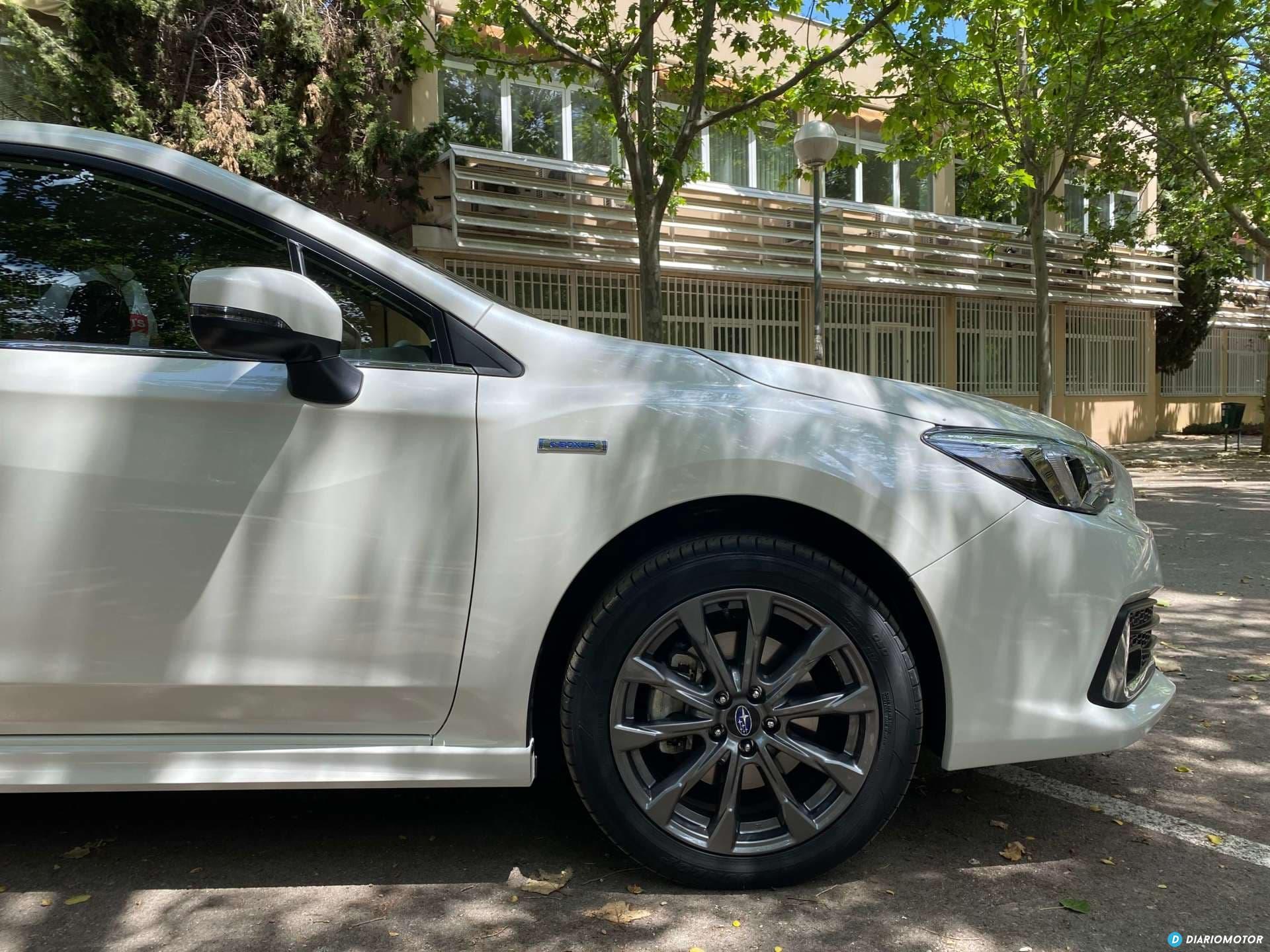 Subaru Impreza Eco Hybrid 2021 Prueba  06