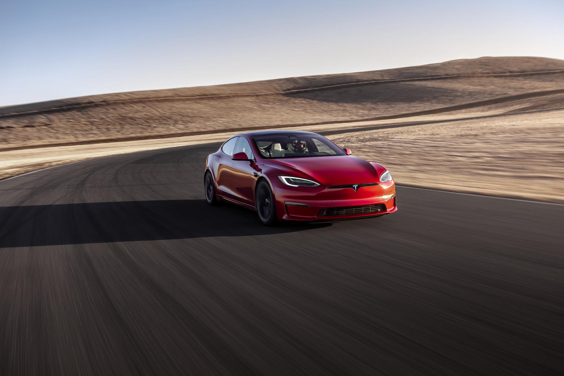 Tesla Model S 2022 113