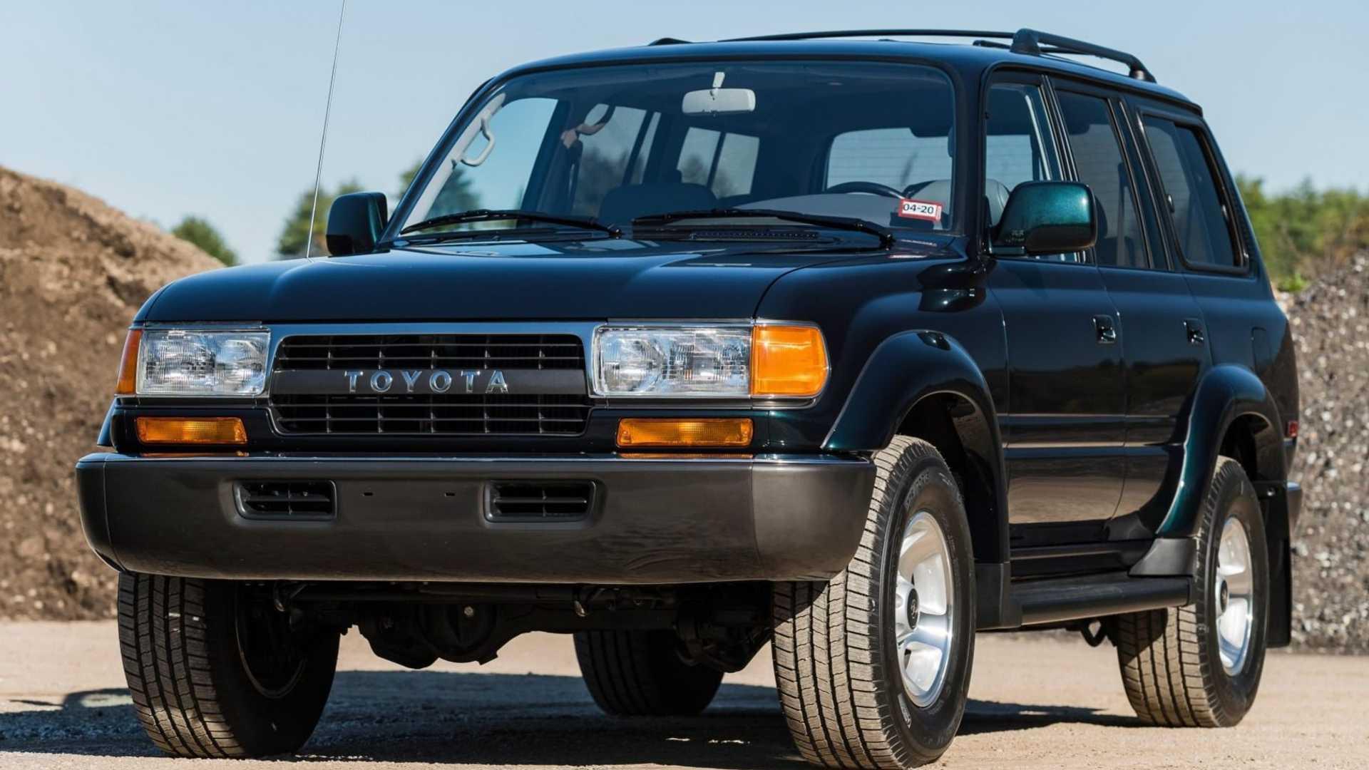Toyota Land Cruiser Fzj80 015