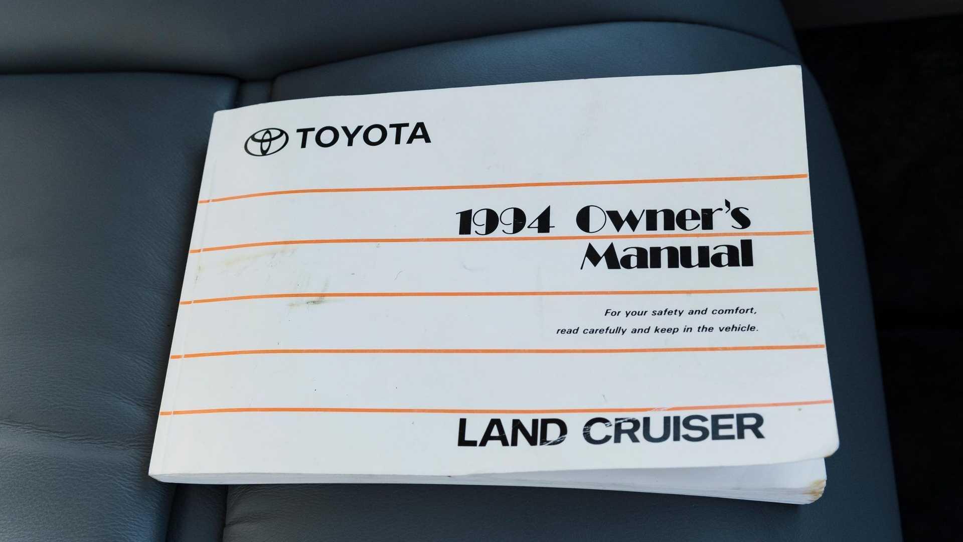 Toyota Land Cruiser Fzj80 04