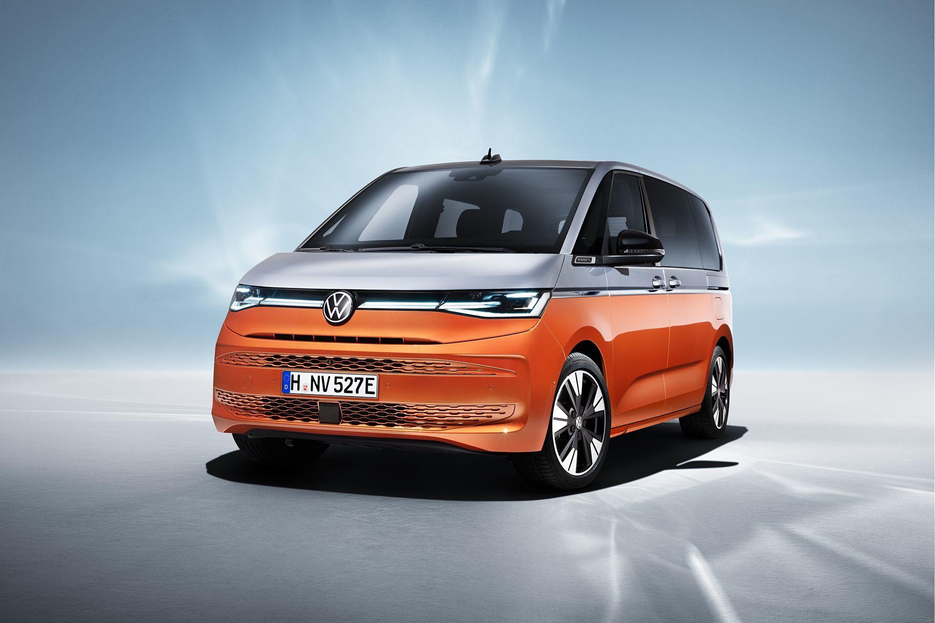Volkswagen Multivan 2021 6