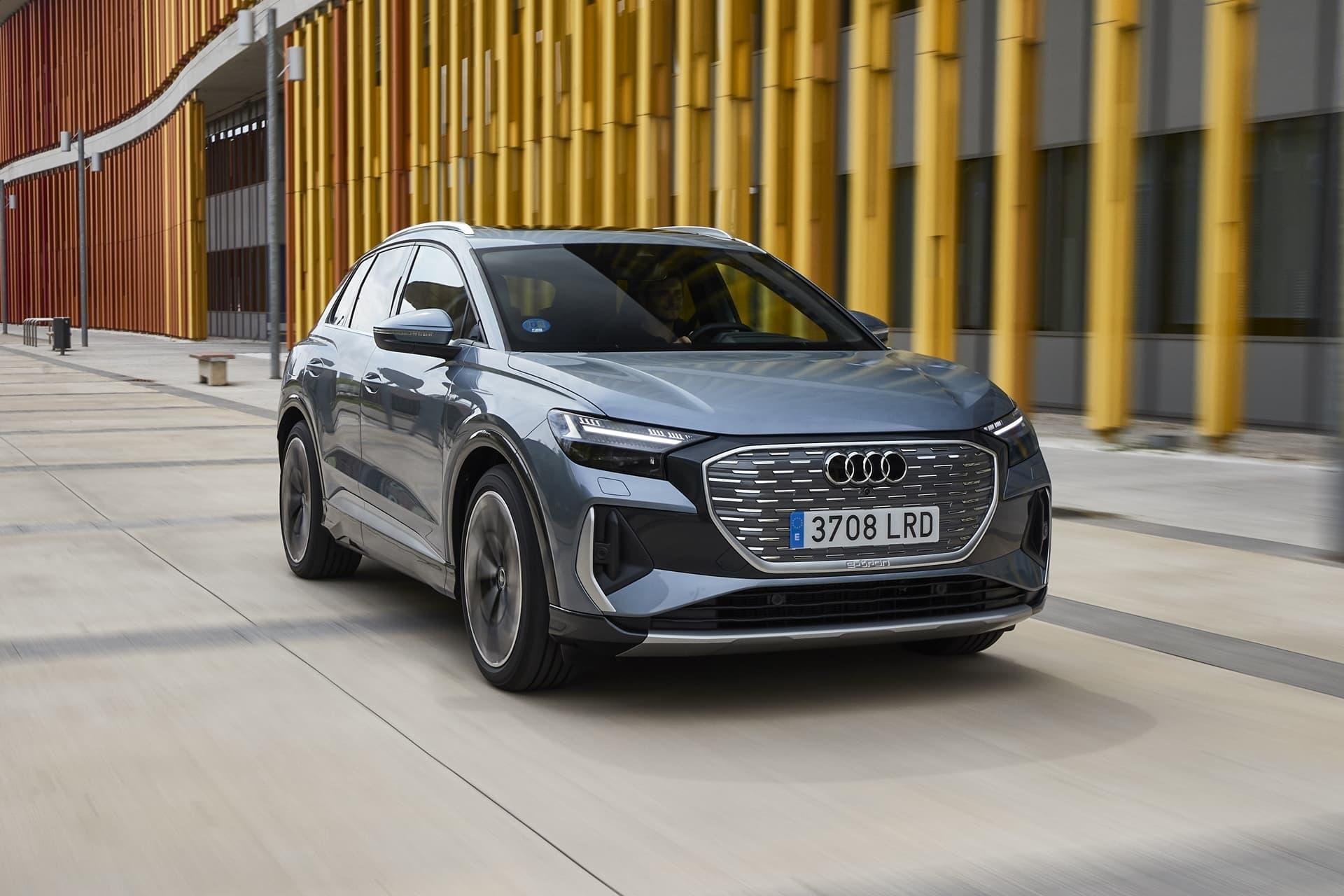 Audi Q4 E Tron 2021 0721 017