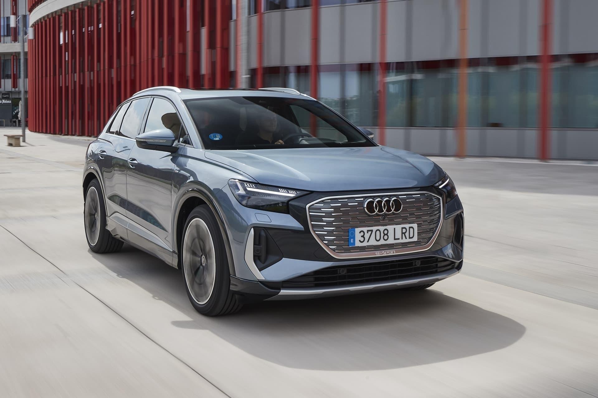 Audi Q4 E Tron 2021 0721 018