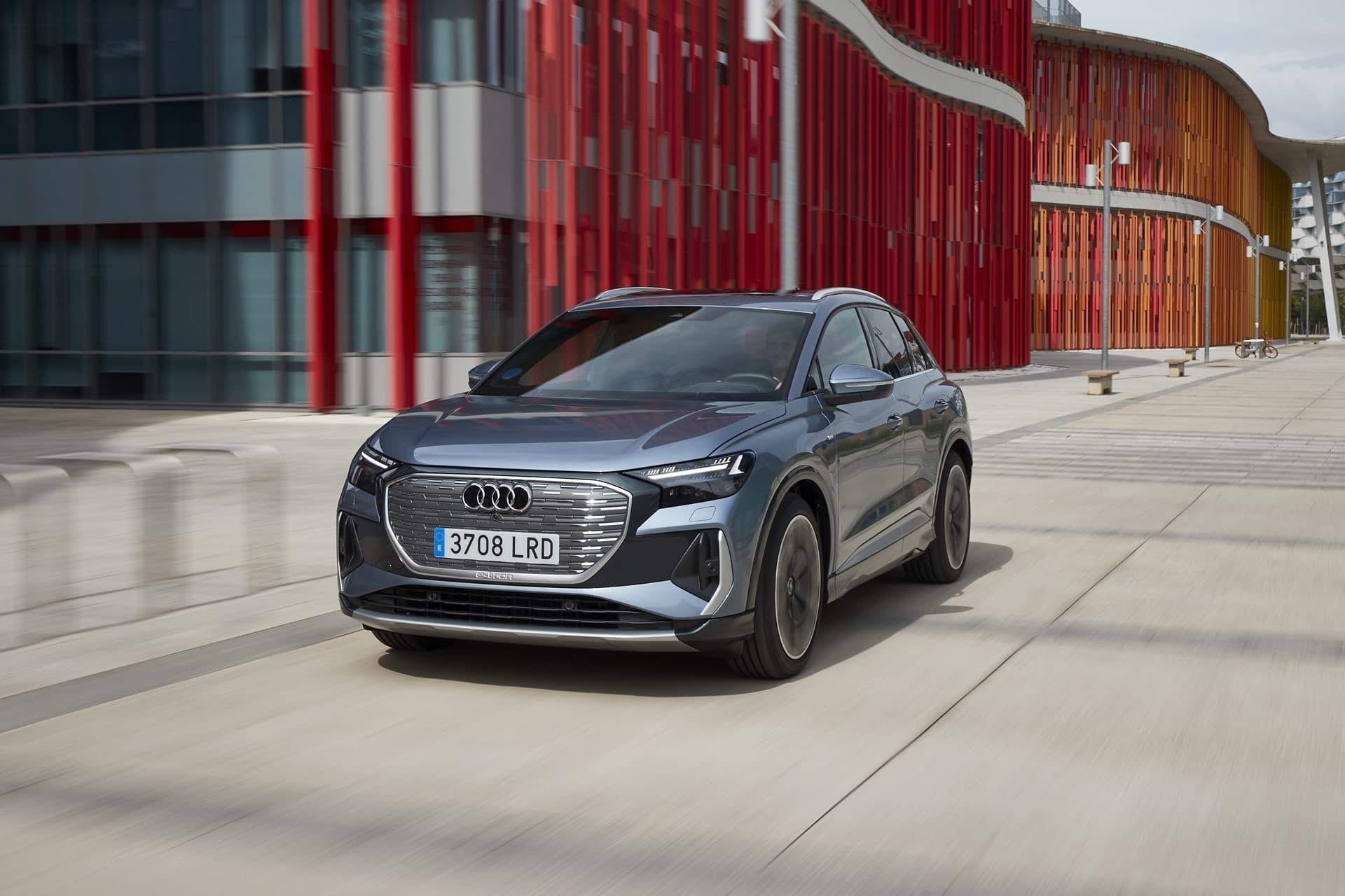Audi Q4 E Tron 2021 0721 019