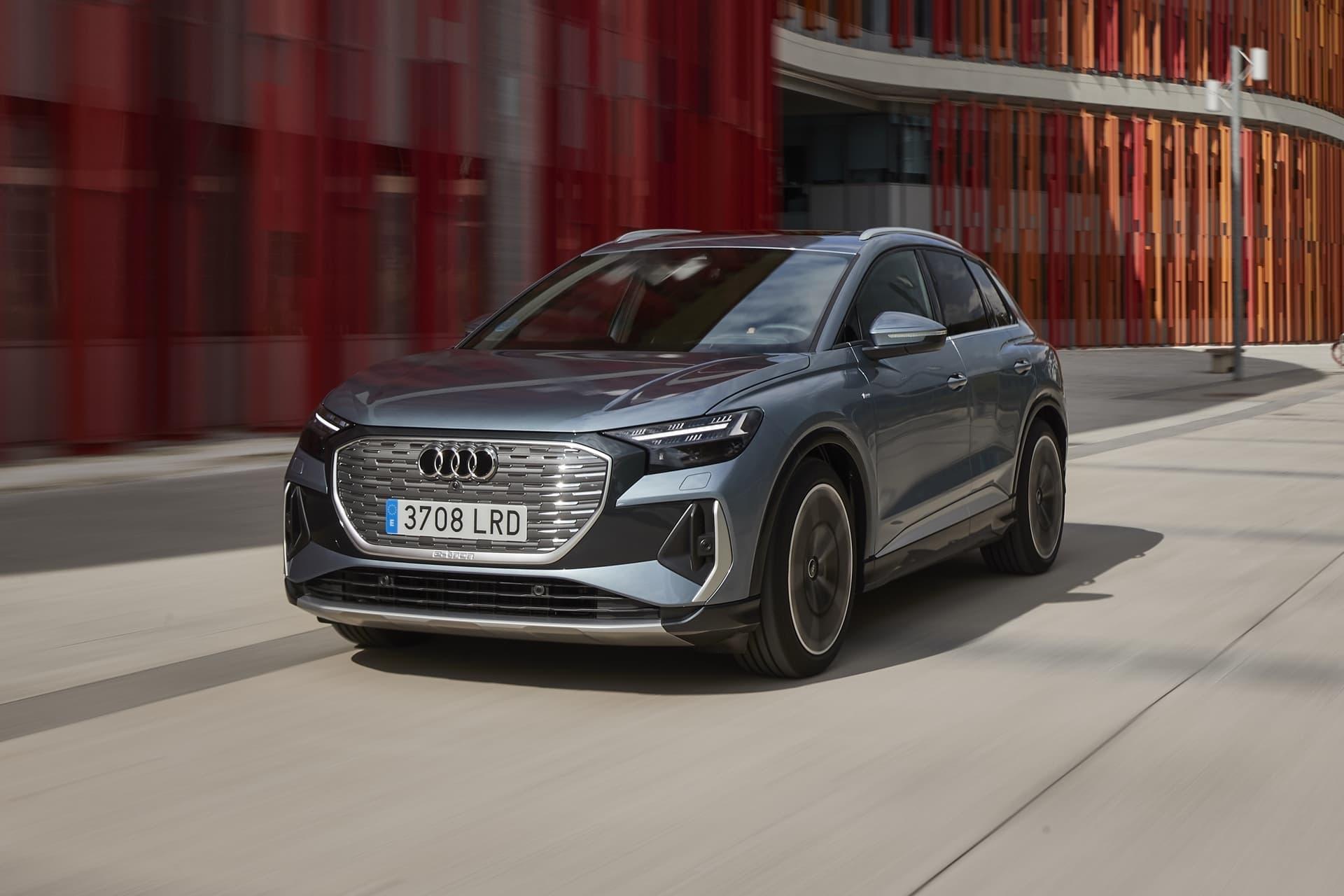 Audi Q4 E Tron 2021 0721 021