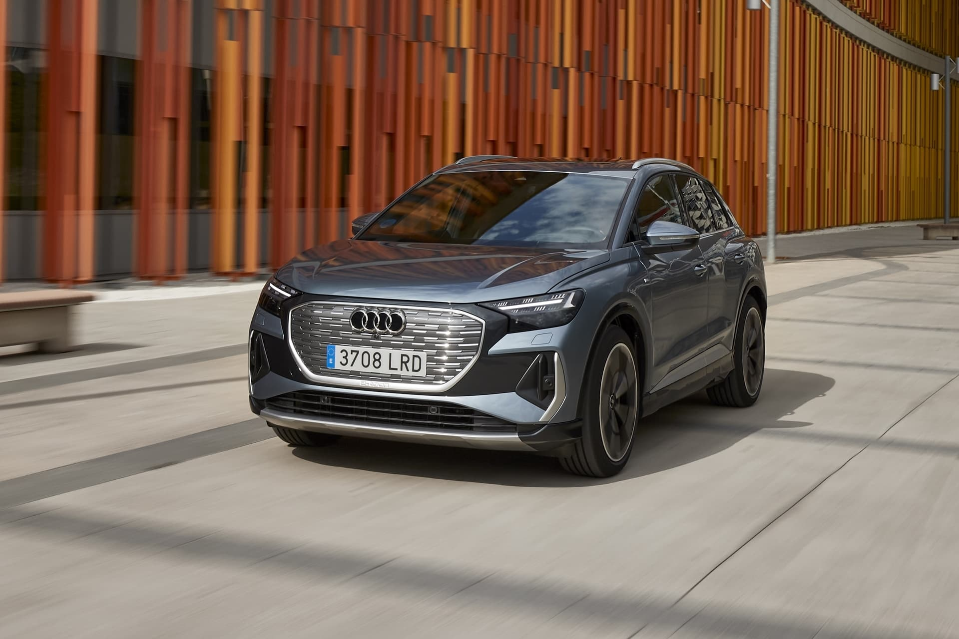 Audi Q4 E Tron 2021 0721 022