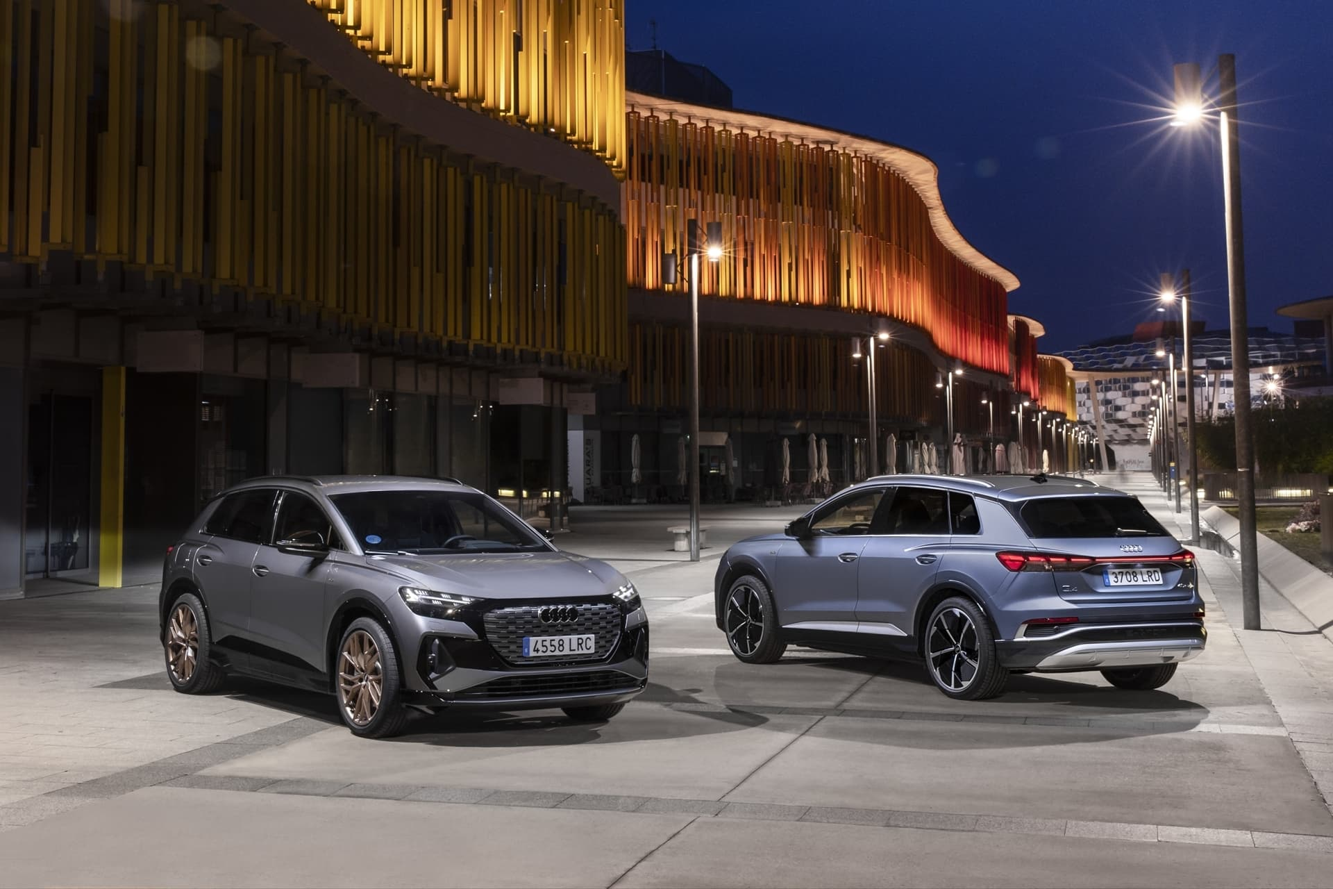 Audi Q4 E Tron 2021 0721 069