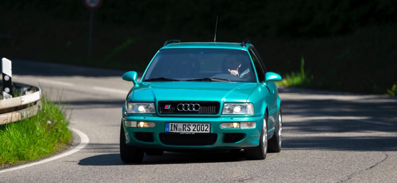 Audi Rs2 Avant  01