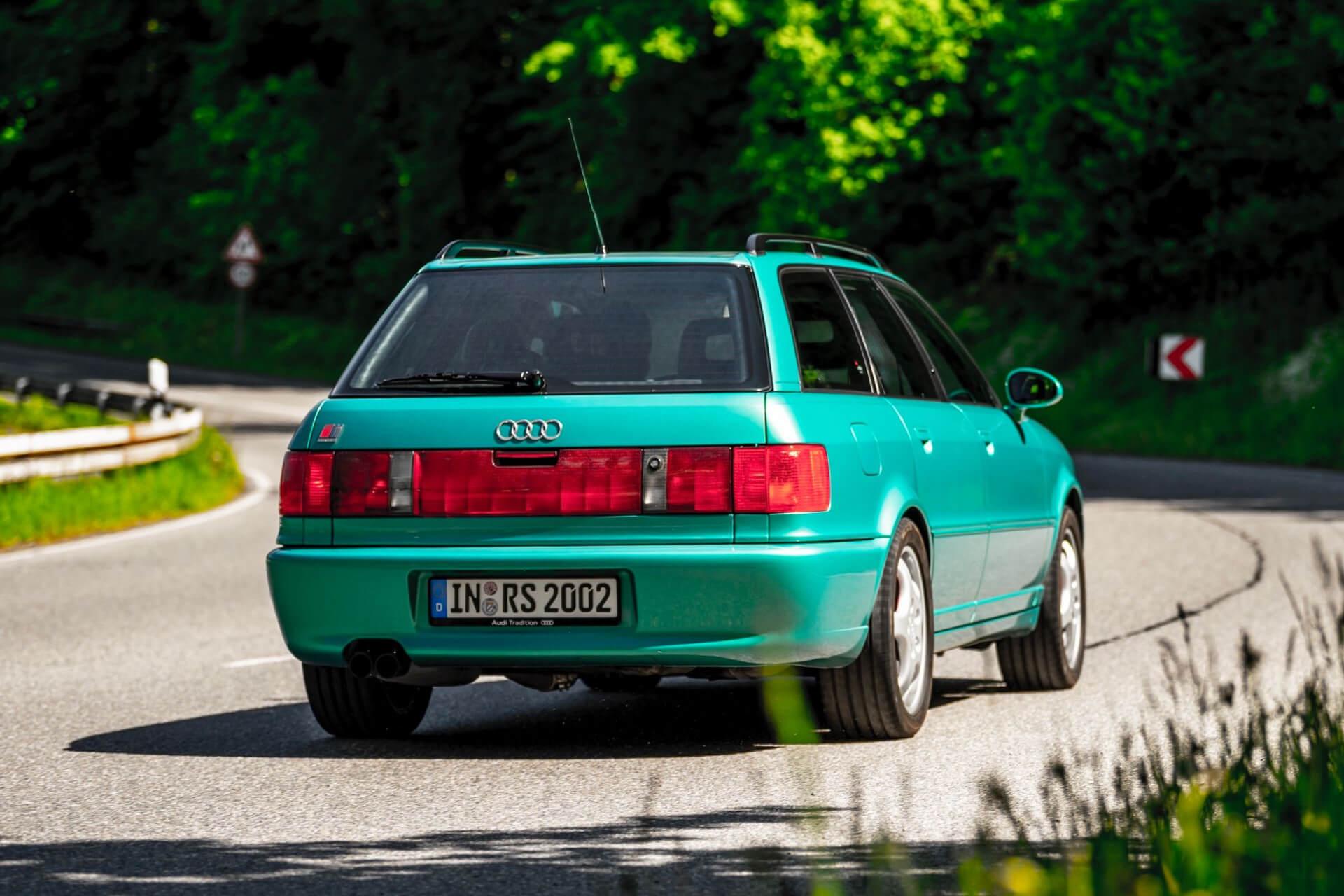 Audi Rs2 Avant  02