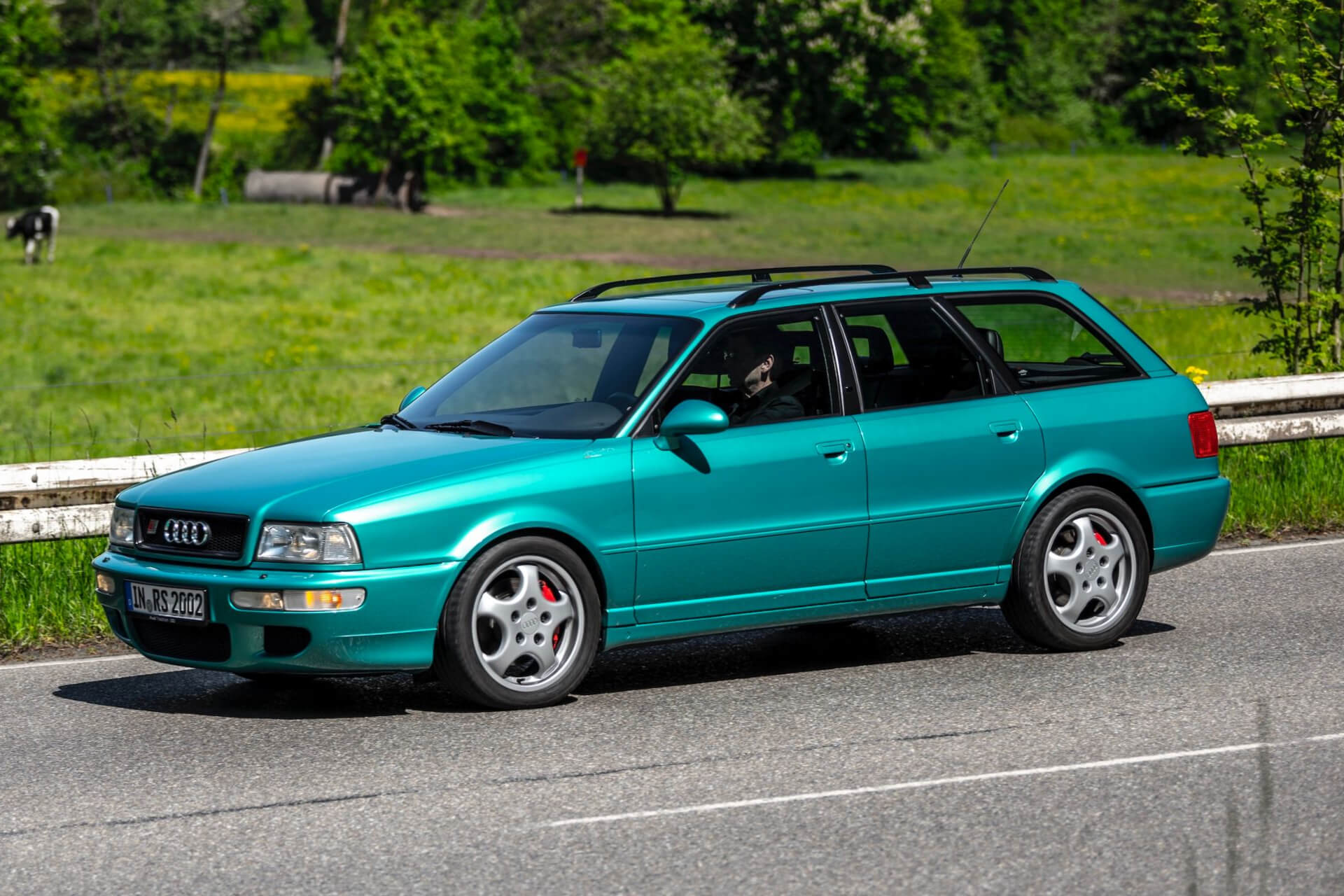 Audi Rs2 Avant  03