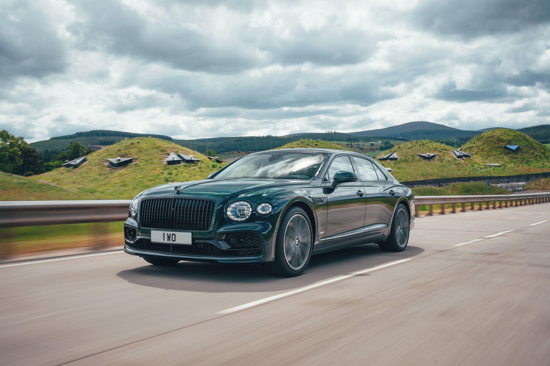 Bentley Flying Spur Hybrid 2022 10