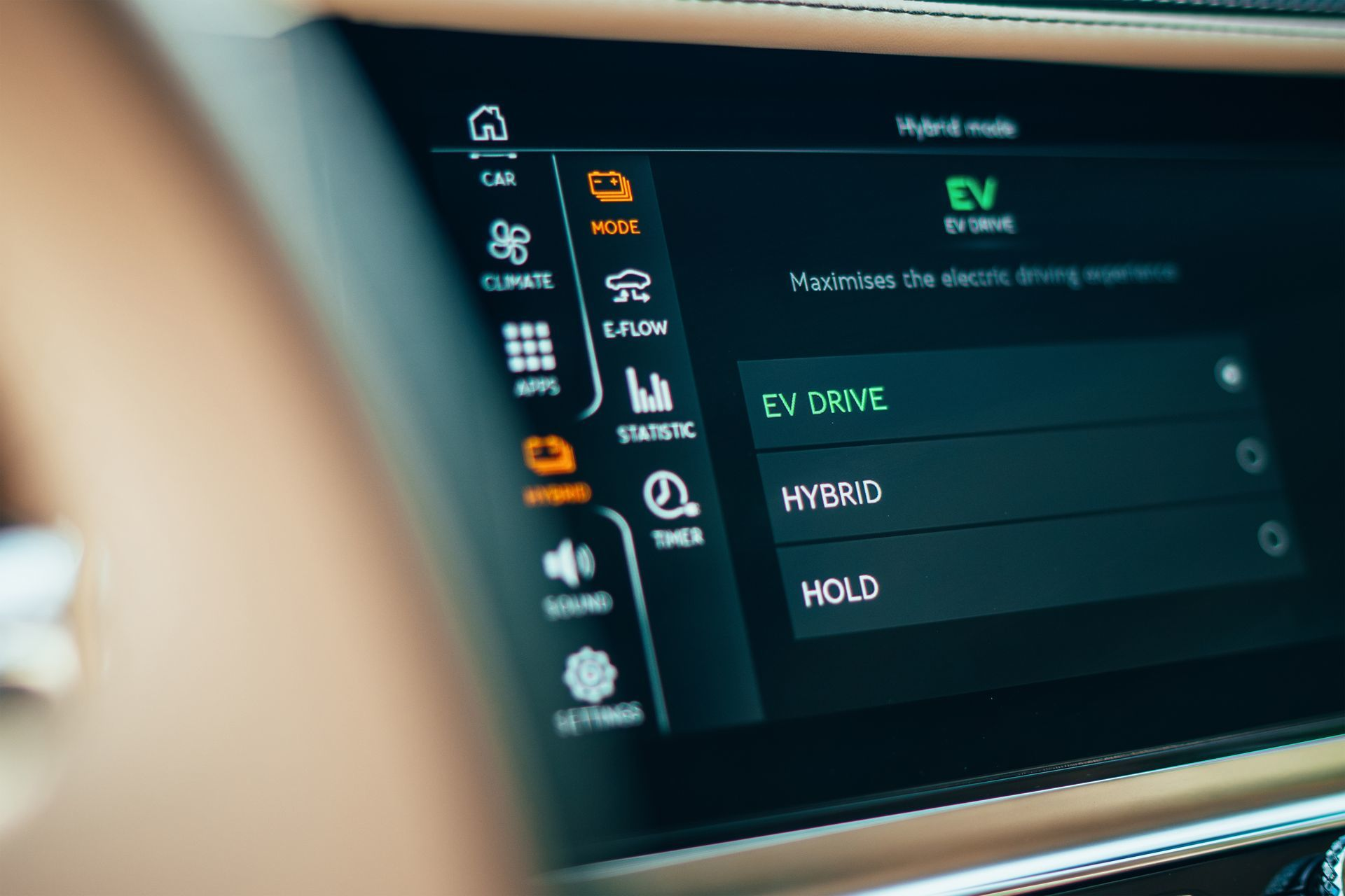 Bentley Flying Spur Hybrid 2022 7
