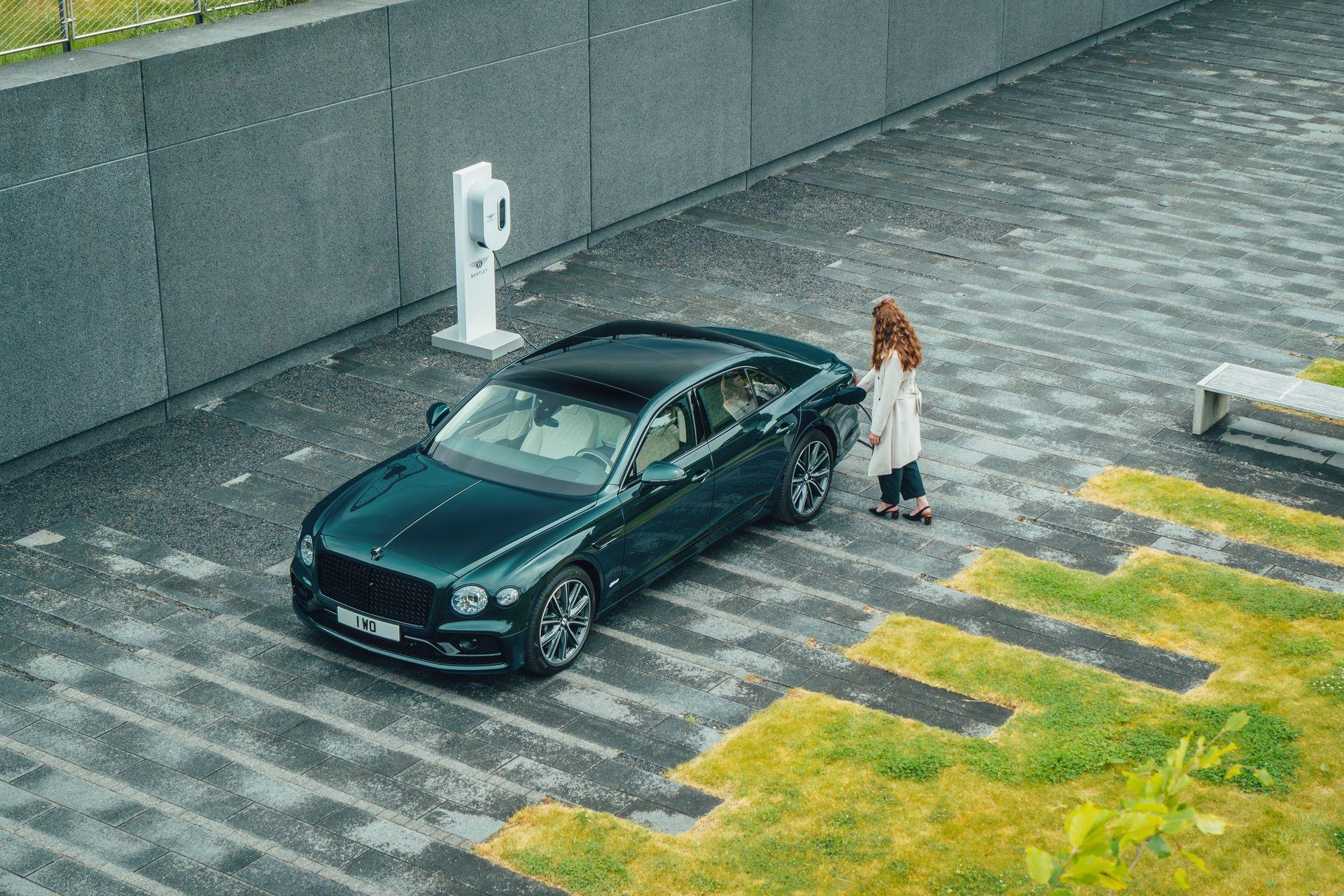 Bentley Flying Spur Hybrid 2022 8