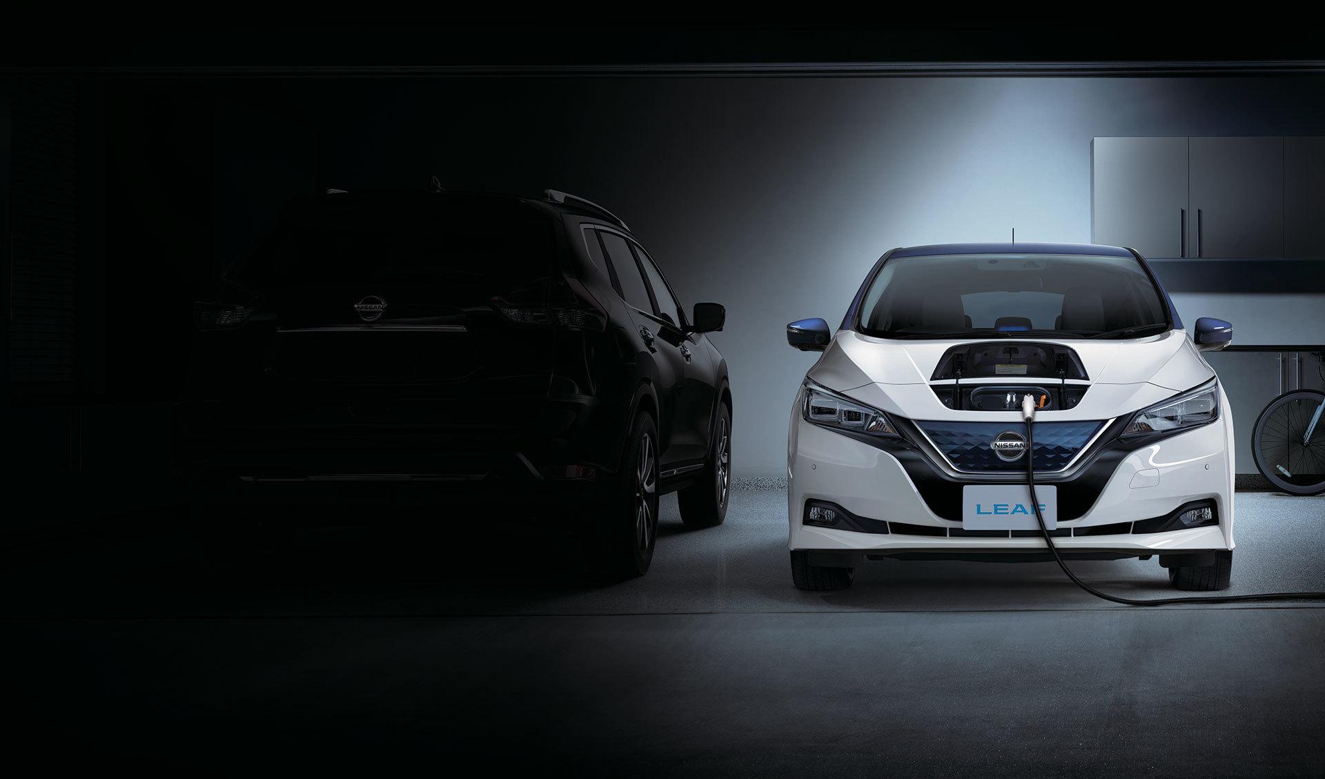 Emisiones Diesel Gasolina 2035 Nissan Leaf Coche Electrico