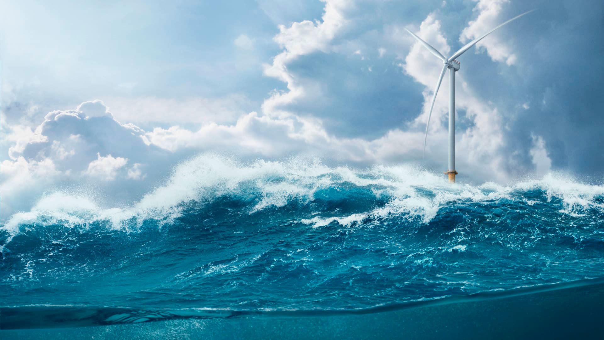 Energia Eolica Siemens Gamesa Olas Mar Combustible