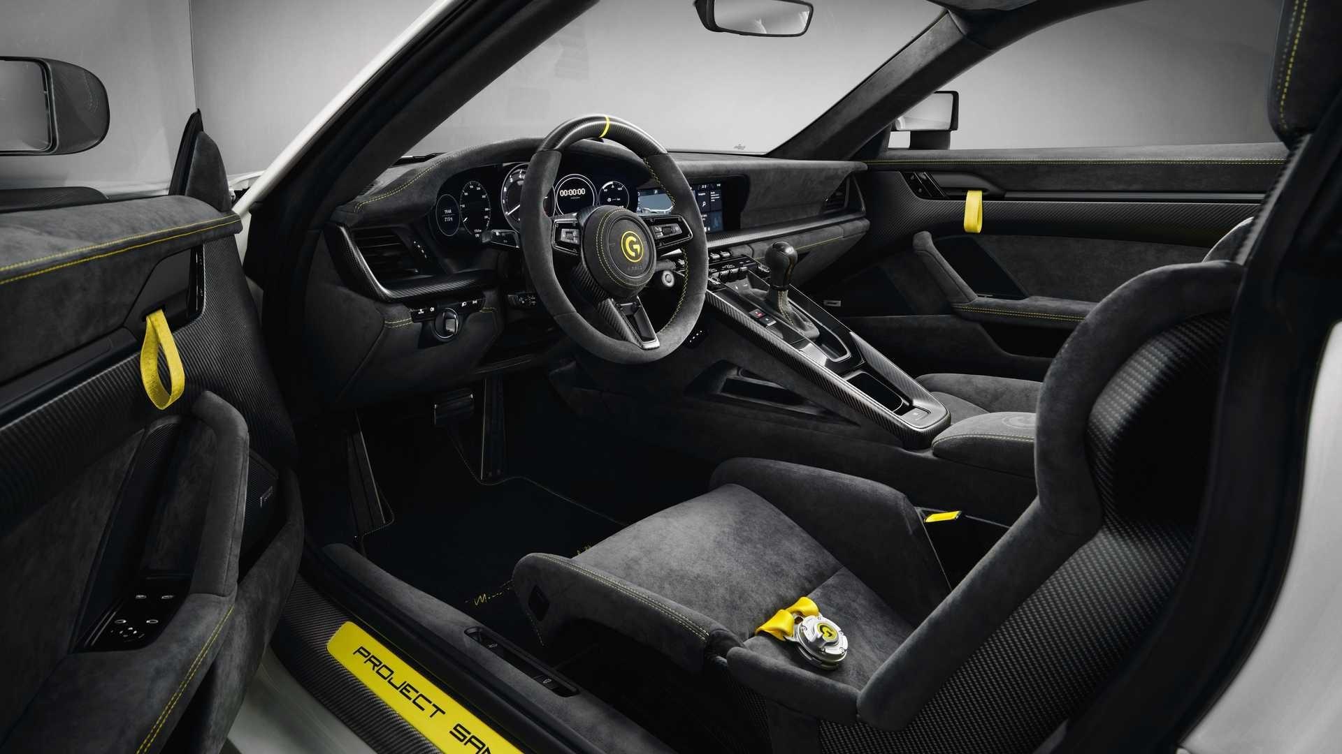 Gemballa Marsien Porsche 911 Safari 0721 001