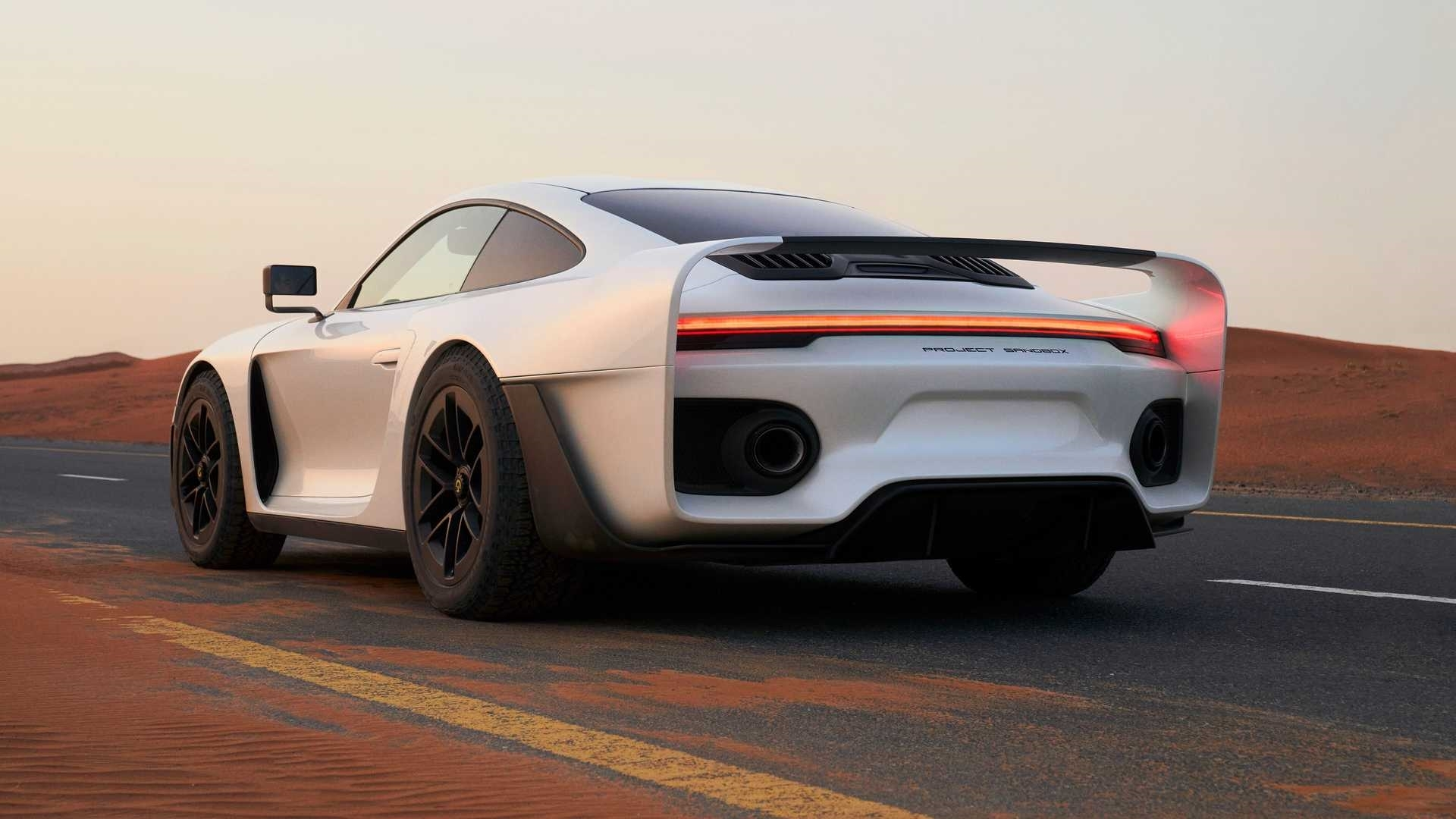 Gemballa Marsien Porsche 911 Safari 0721 002