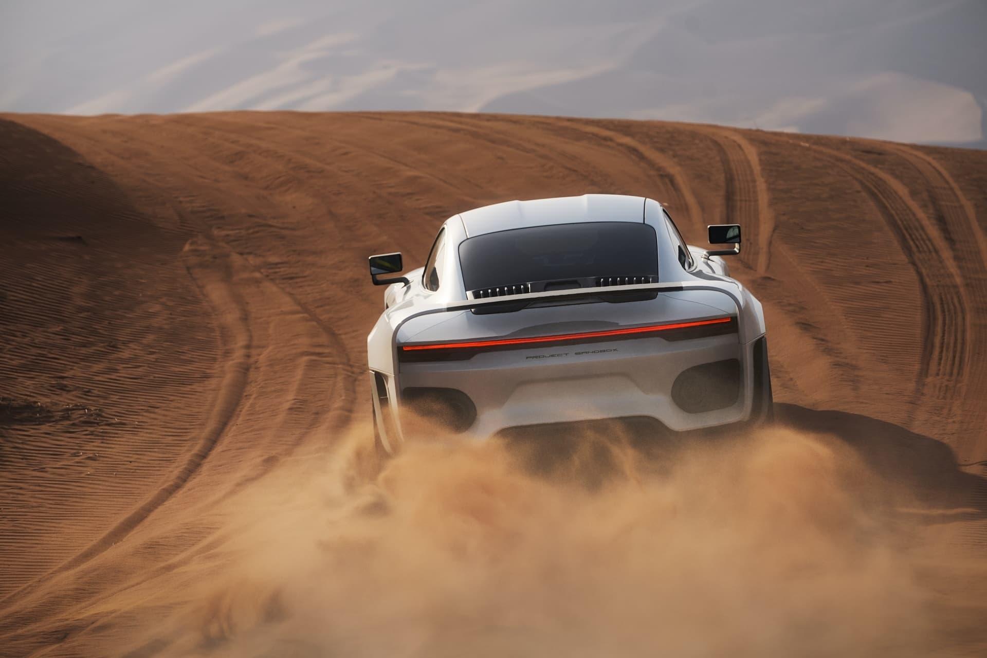 Gemballa Marsien Porsche 911 Safari 0721 006