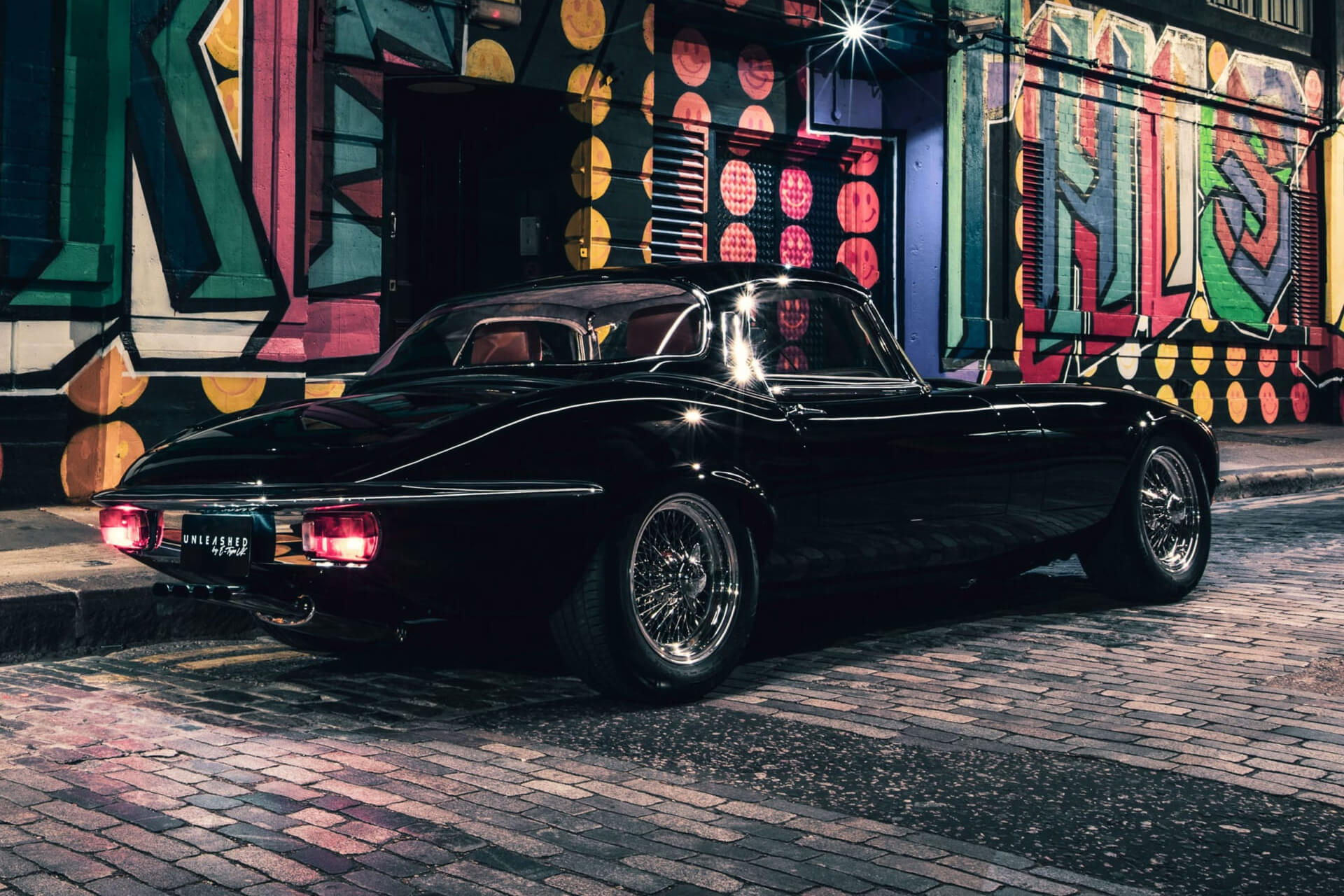 Jaguar E Type Unleashed  02