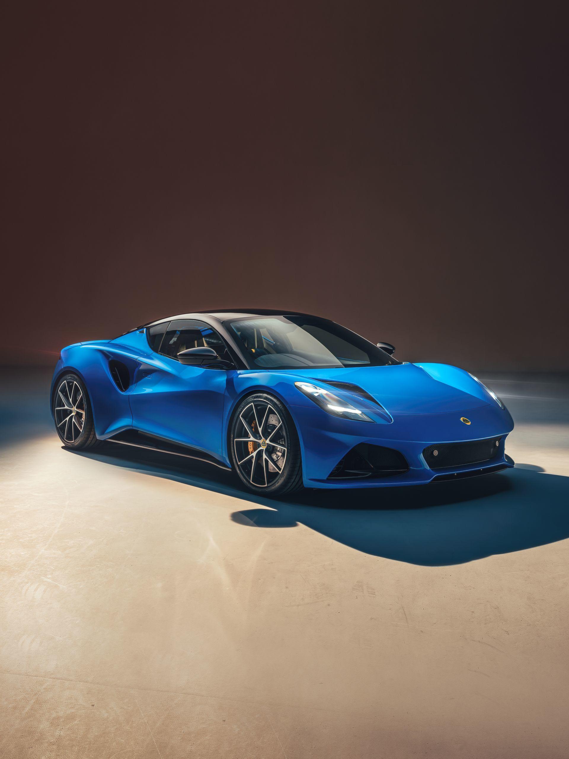 Lotus Emira 2022 20