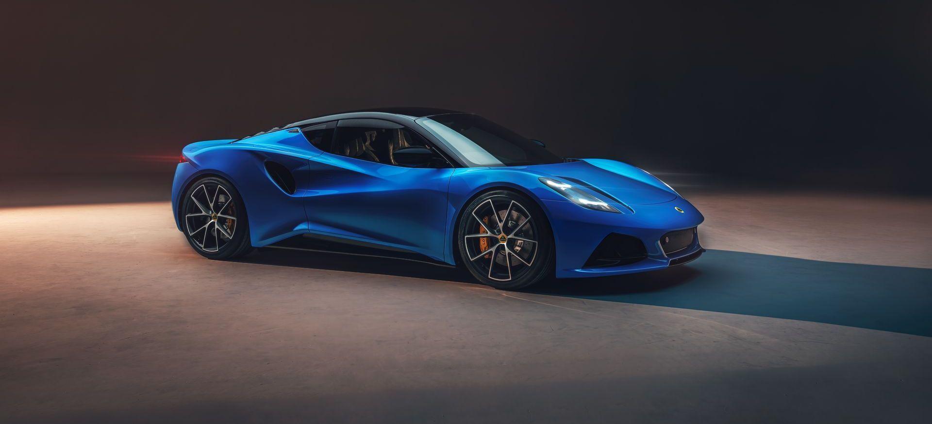 Lotus Emira 2022 P