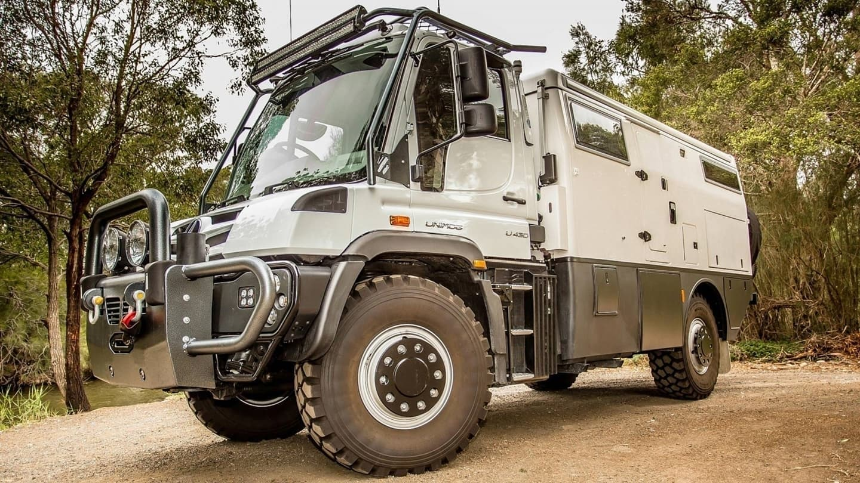 Mercedes Unimog Camper Earthcruiser 0721 004