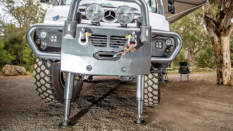 Mercedes Unimog Camper Earthcruiser 0721 005