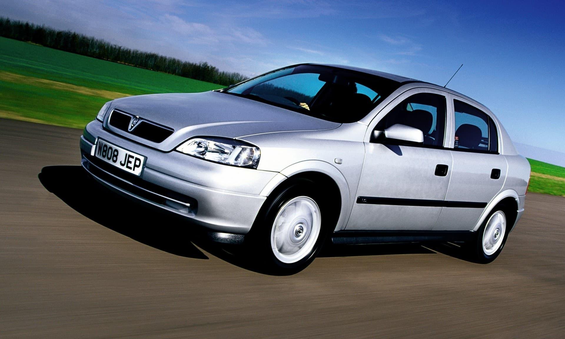 Opinion Extincion Coches Tres Puertas Opel Astra 02 5p