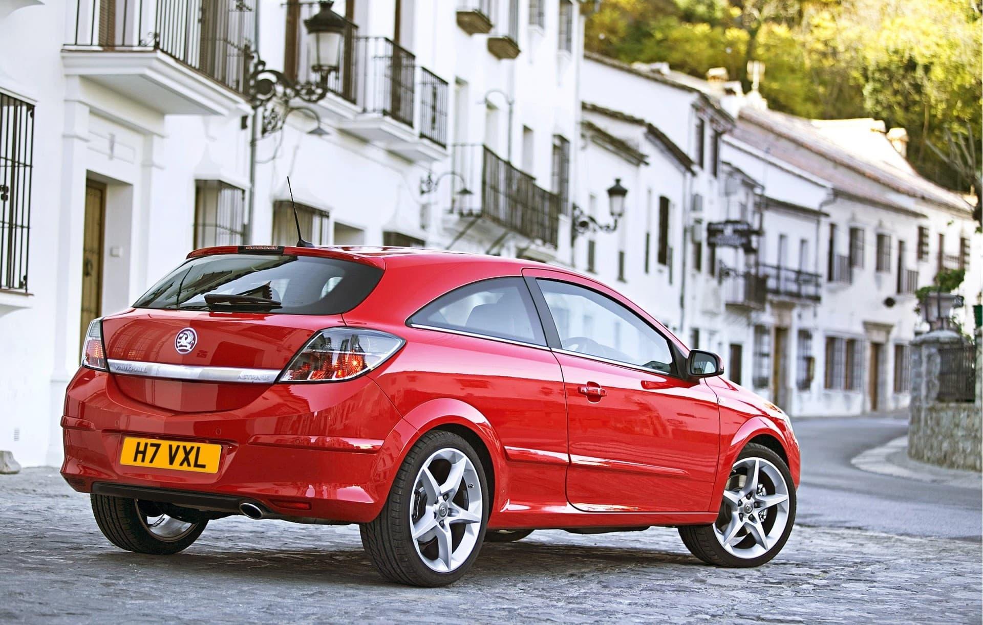 Opinion Extincion Coches Tres Puertas Opel Astra 03 3p