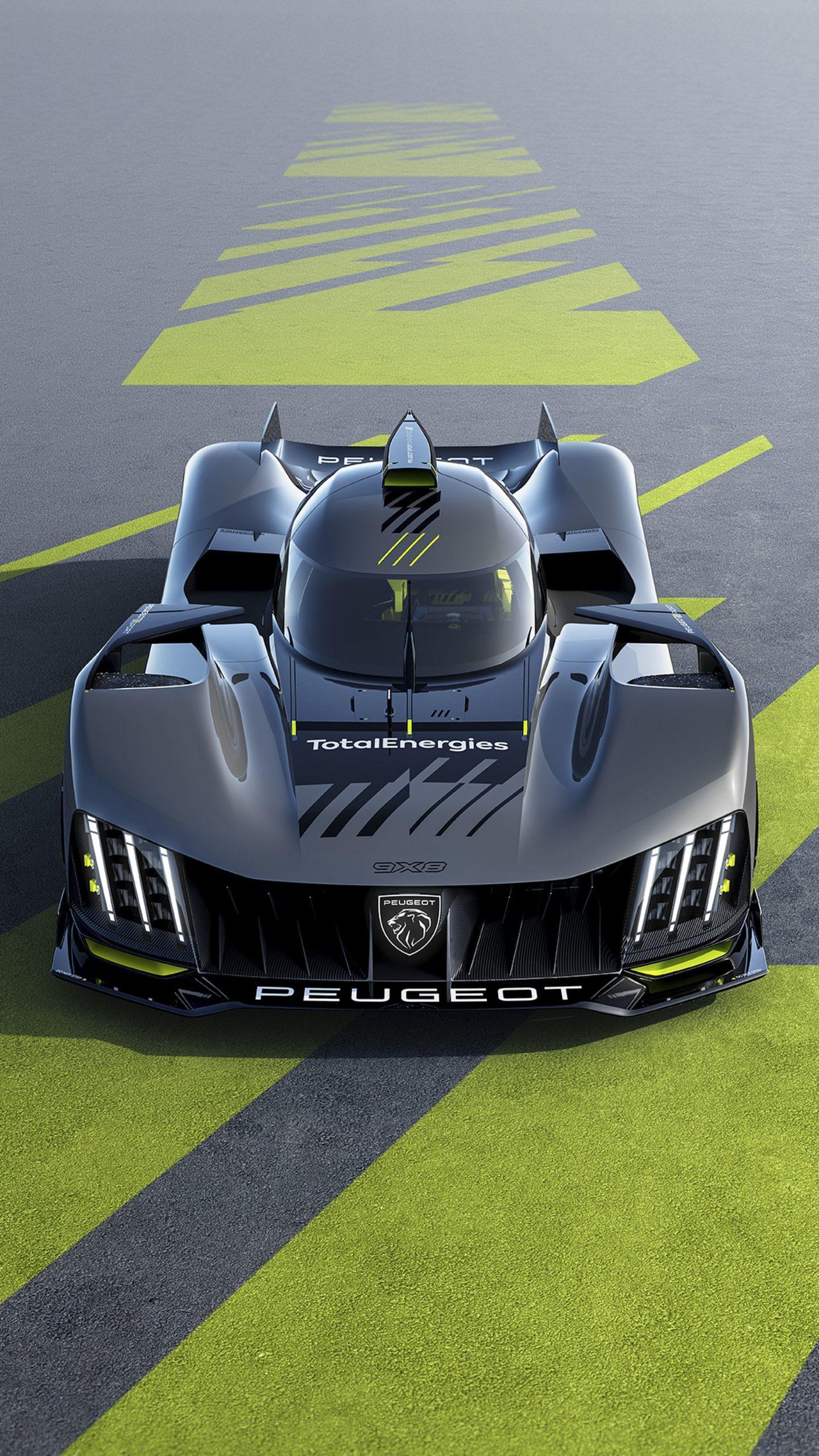 Peugeot 9x8 9