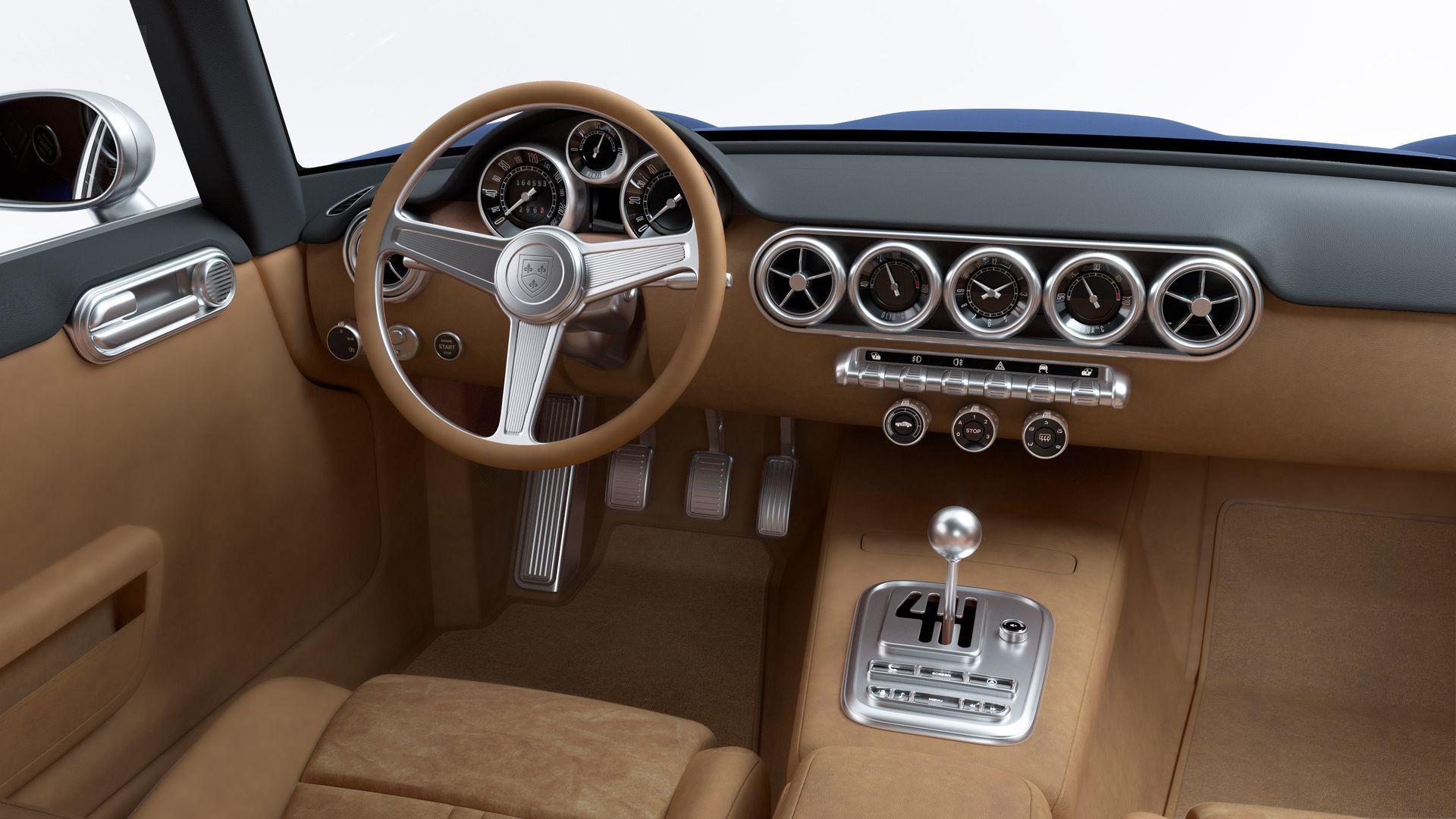 Rml Short Wheelbase Ferrari 250 1
