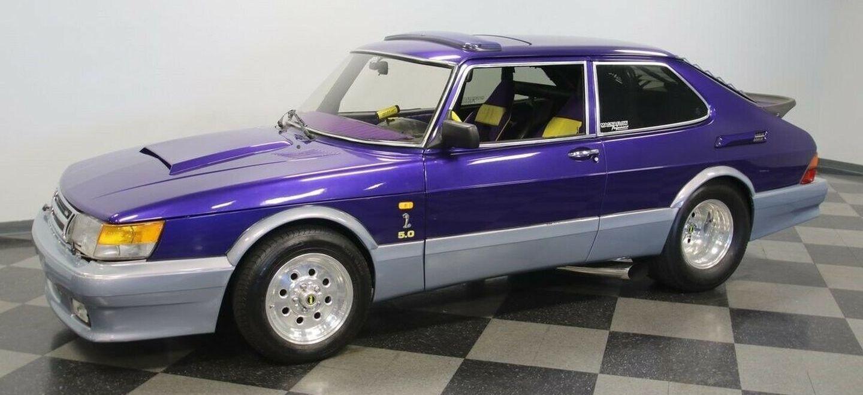Saab 900 Motor V8 P