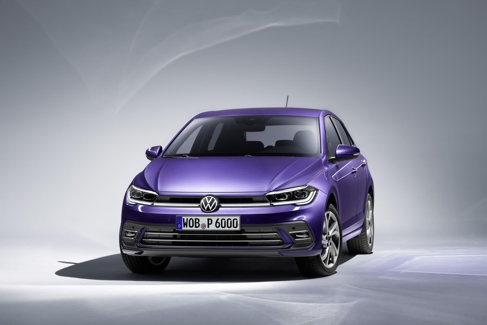 Volkswagen Polo 2021 Precios 01 Exterior