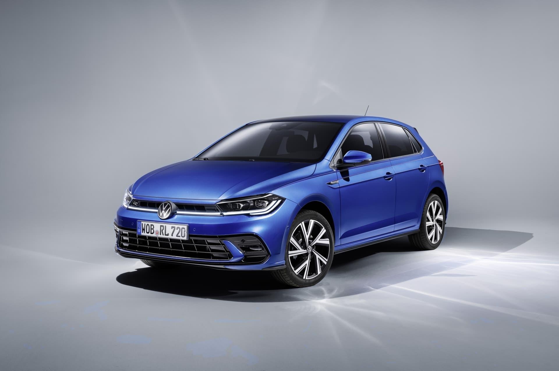 Volkswagen Polo 2021 Precios 02 Exterior