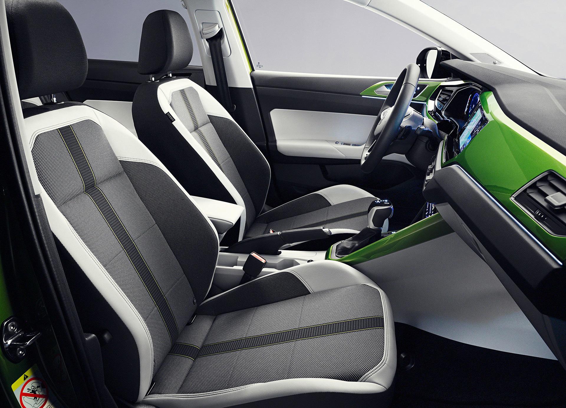 Volkswagen Taigo 2022 Interior 05 Asientos