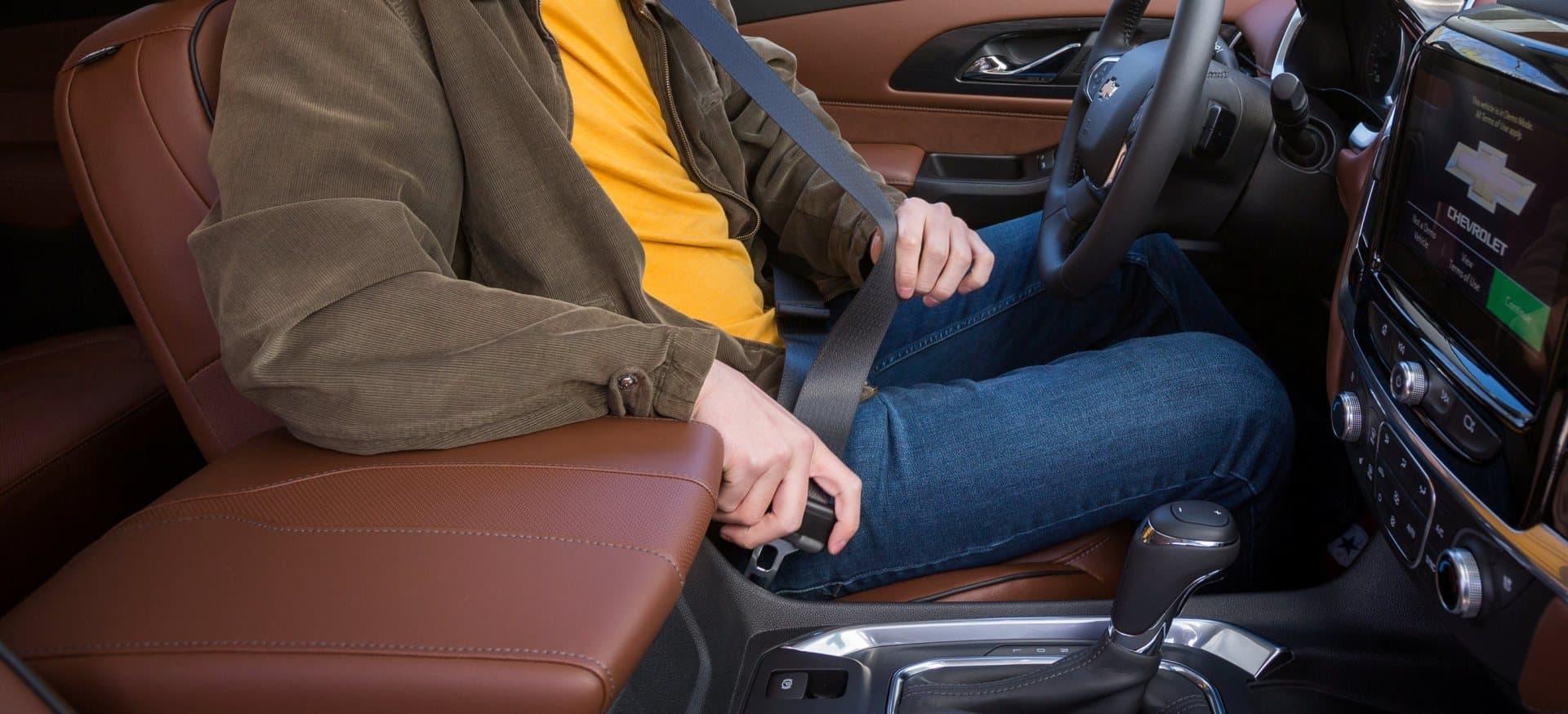 General Motors Teen Modo Cinturon Portada