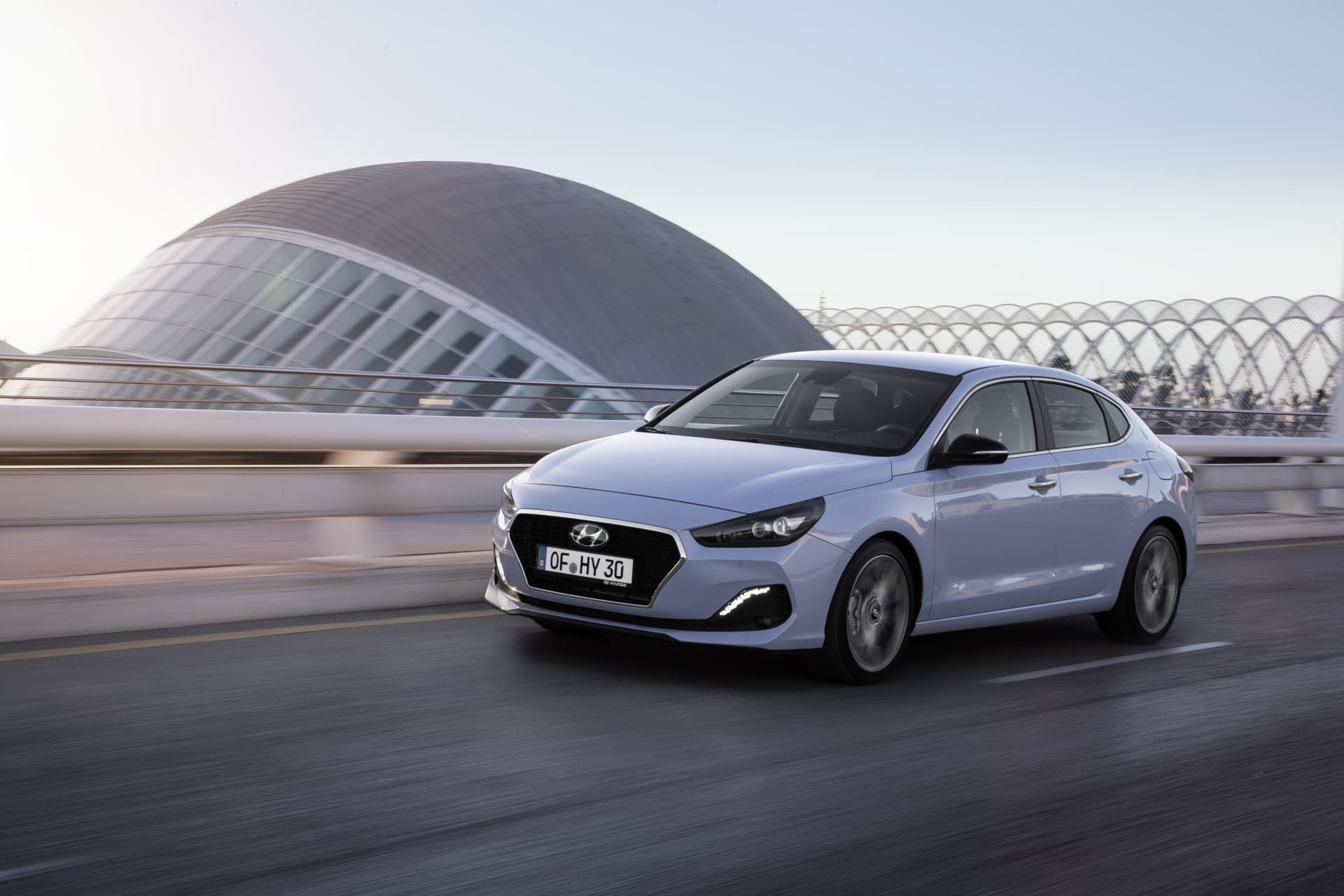 Hyundai I30 Fastback Oferta Agosto 2021 01 Exterior