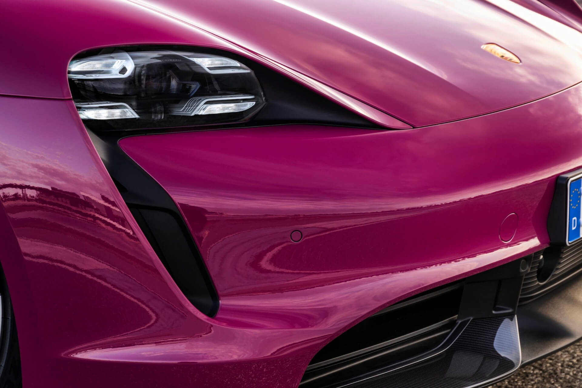 Porsche Taycan Actualizacion 2021  05