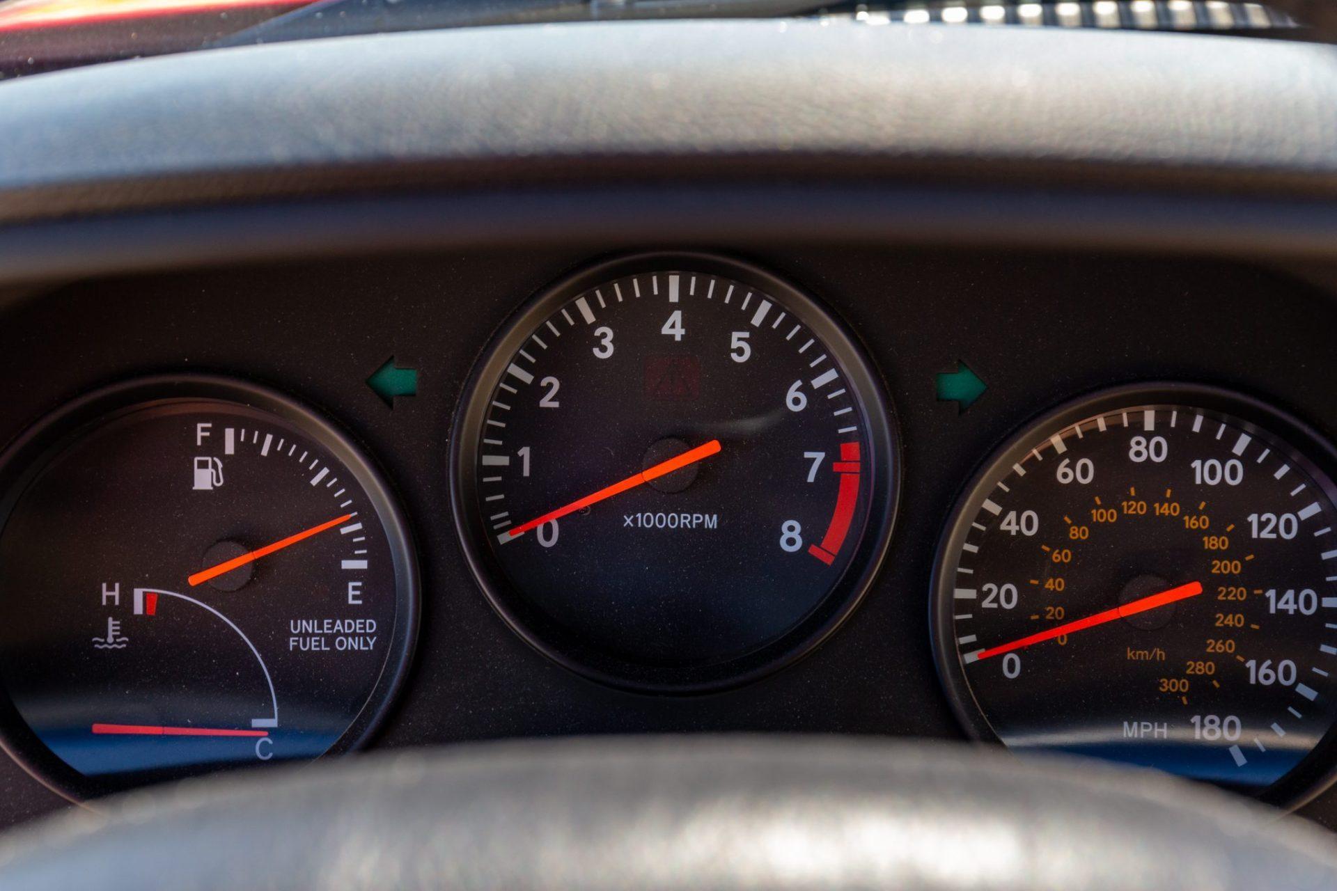 Toyota Supra Subasta 2021 5