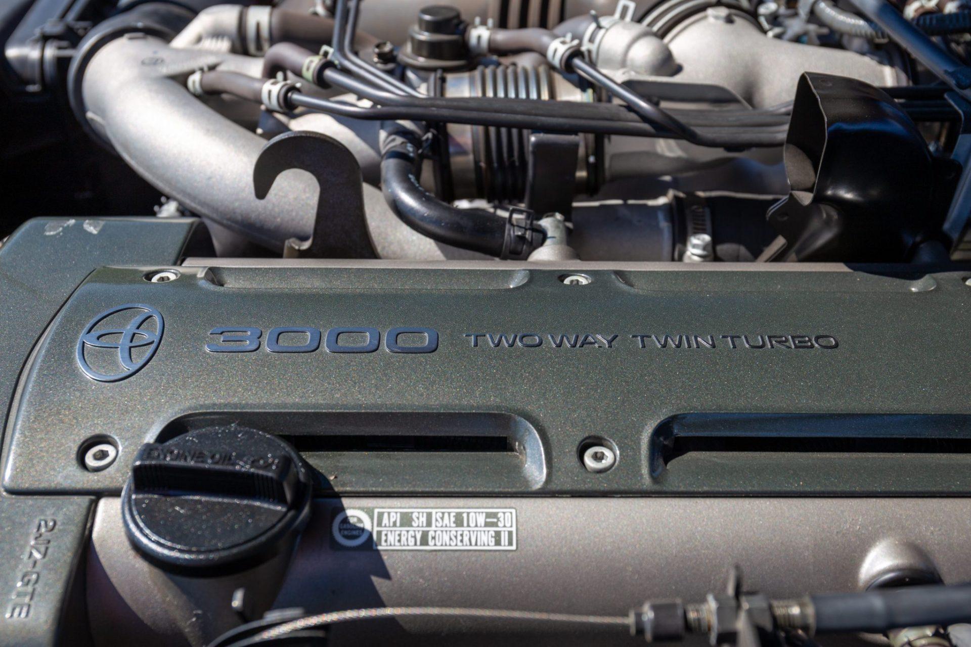 Toyota Supra Subasta 2021 8