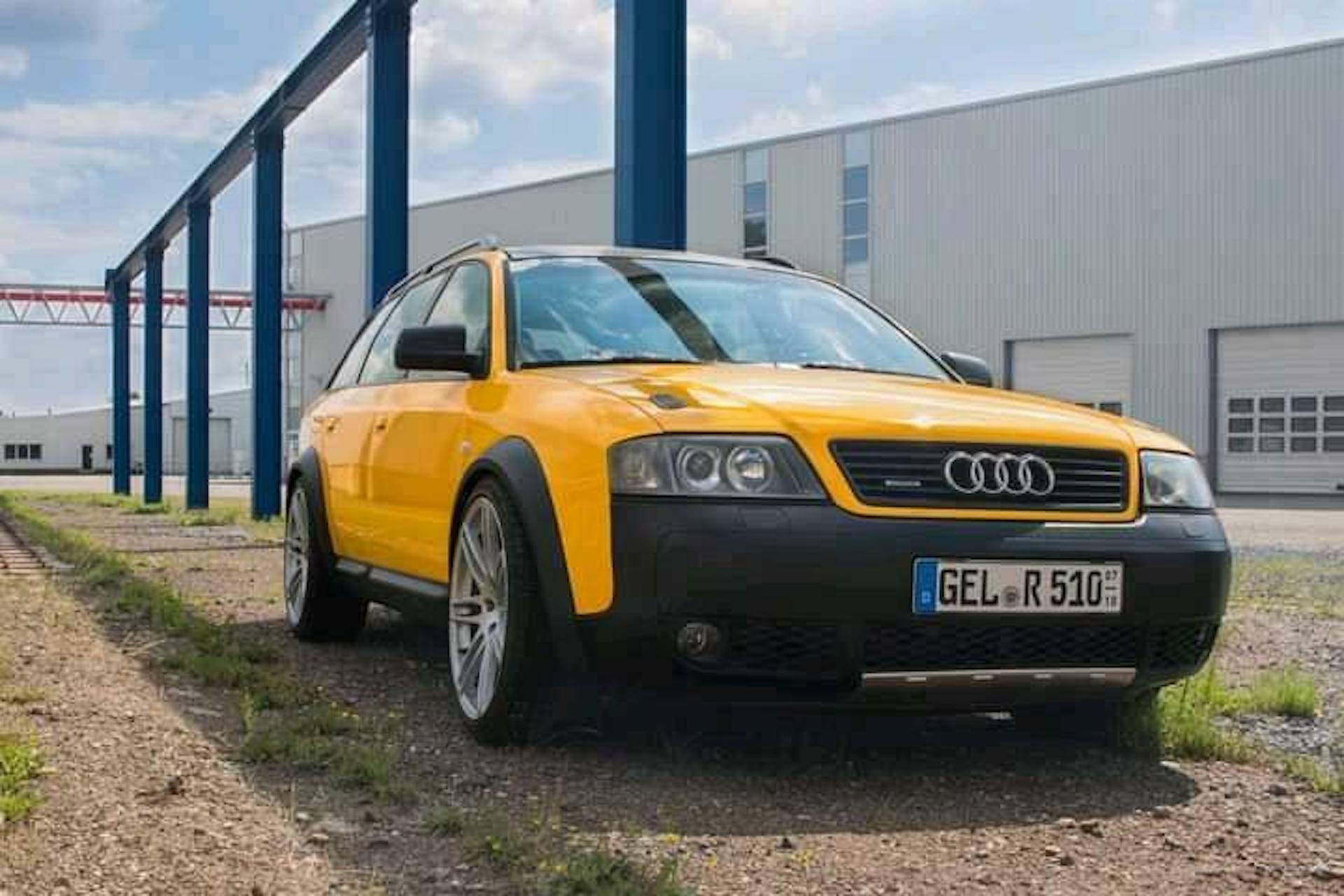 Audi Rs6 Allroad 1