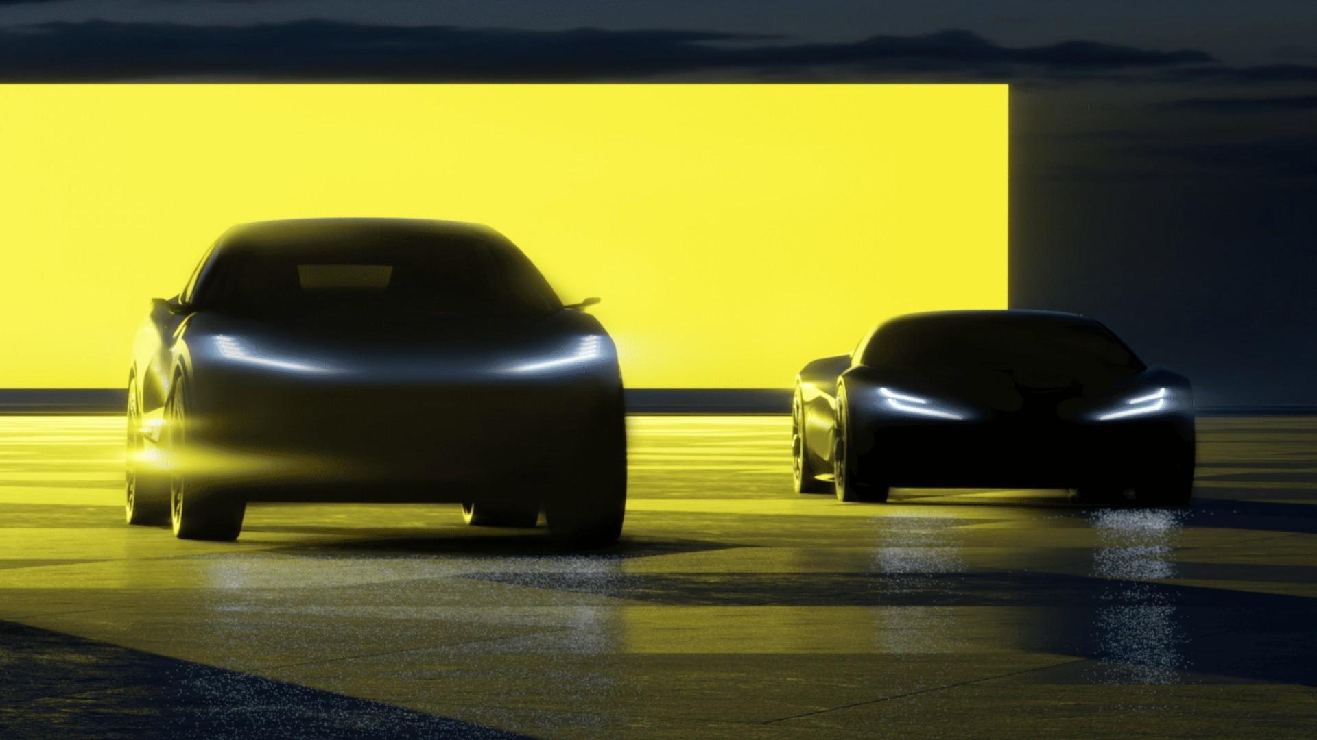 Lotus E Sports Futuro 5